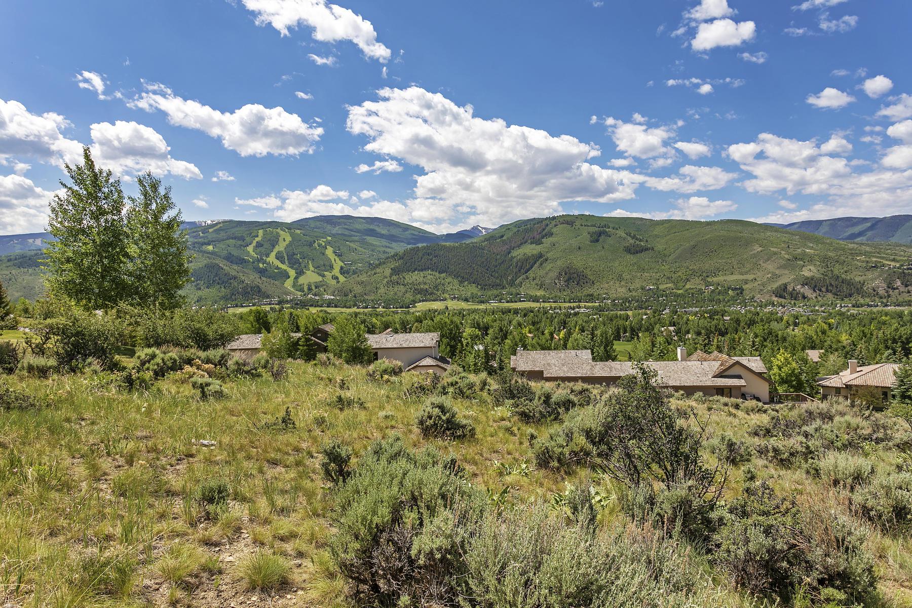Duplex Homes pour l Vente à Stunning views 141 Corral Road #E, Edwards, Colorado 81632 États-Unis