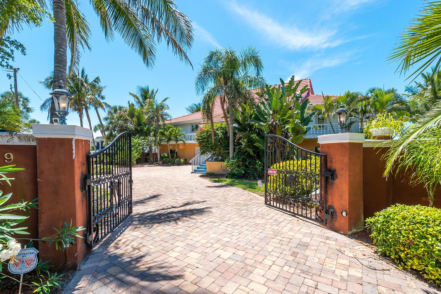 Single Family Homes für Verkauf beim 639 Cornwell On The Gulf, Venedig, Florida 34285 Vereinigte Staaten