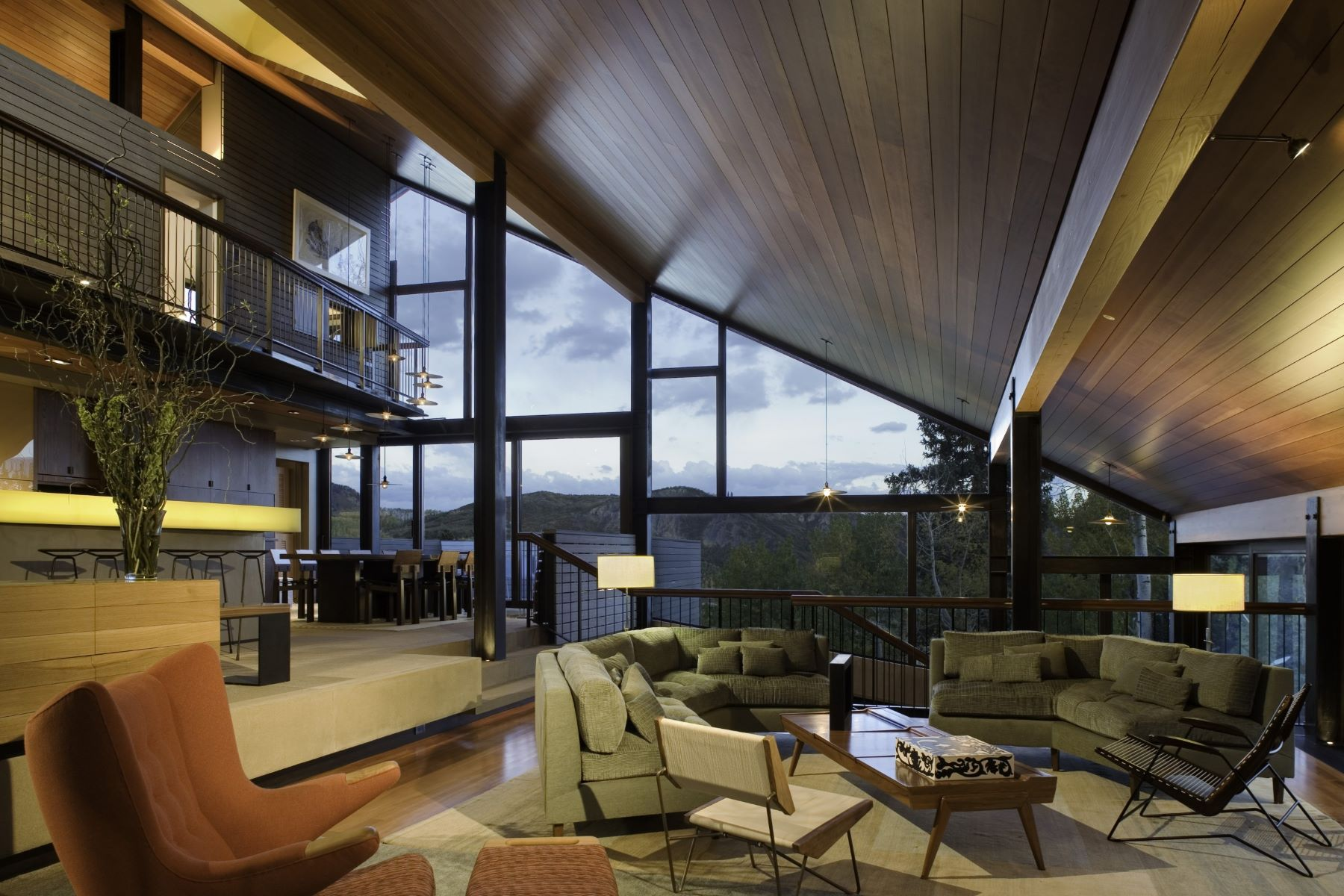 Casa Unifamiliar por un Venta en Art Lover's Dream Home 13 Stanton Lane Snowmass Village, Colorado, 81615 Estados Unidos