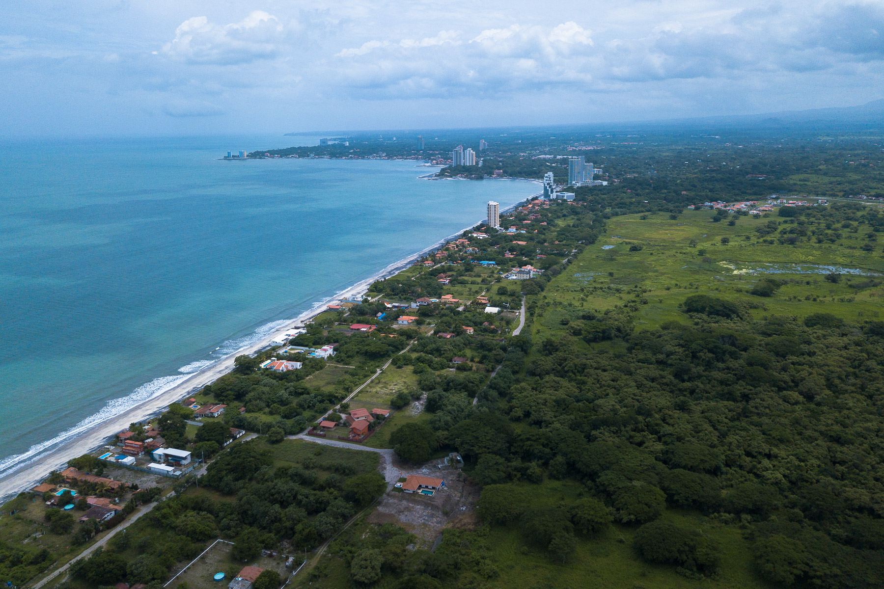 Land for Active at Chame, Cities In Panama Panama