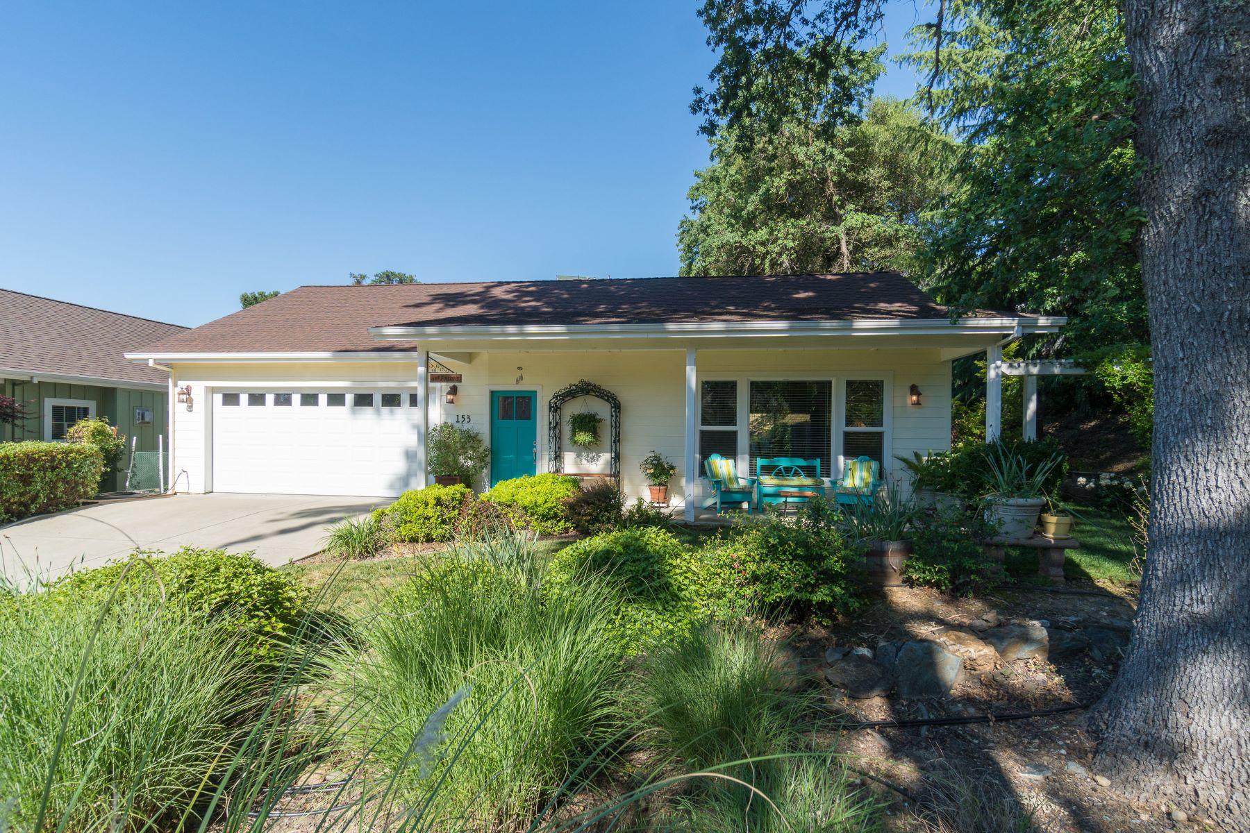 Single Family Home for Sale at 153 Village Court, Jackson Jackson, California 95642 United States