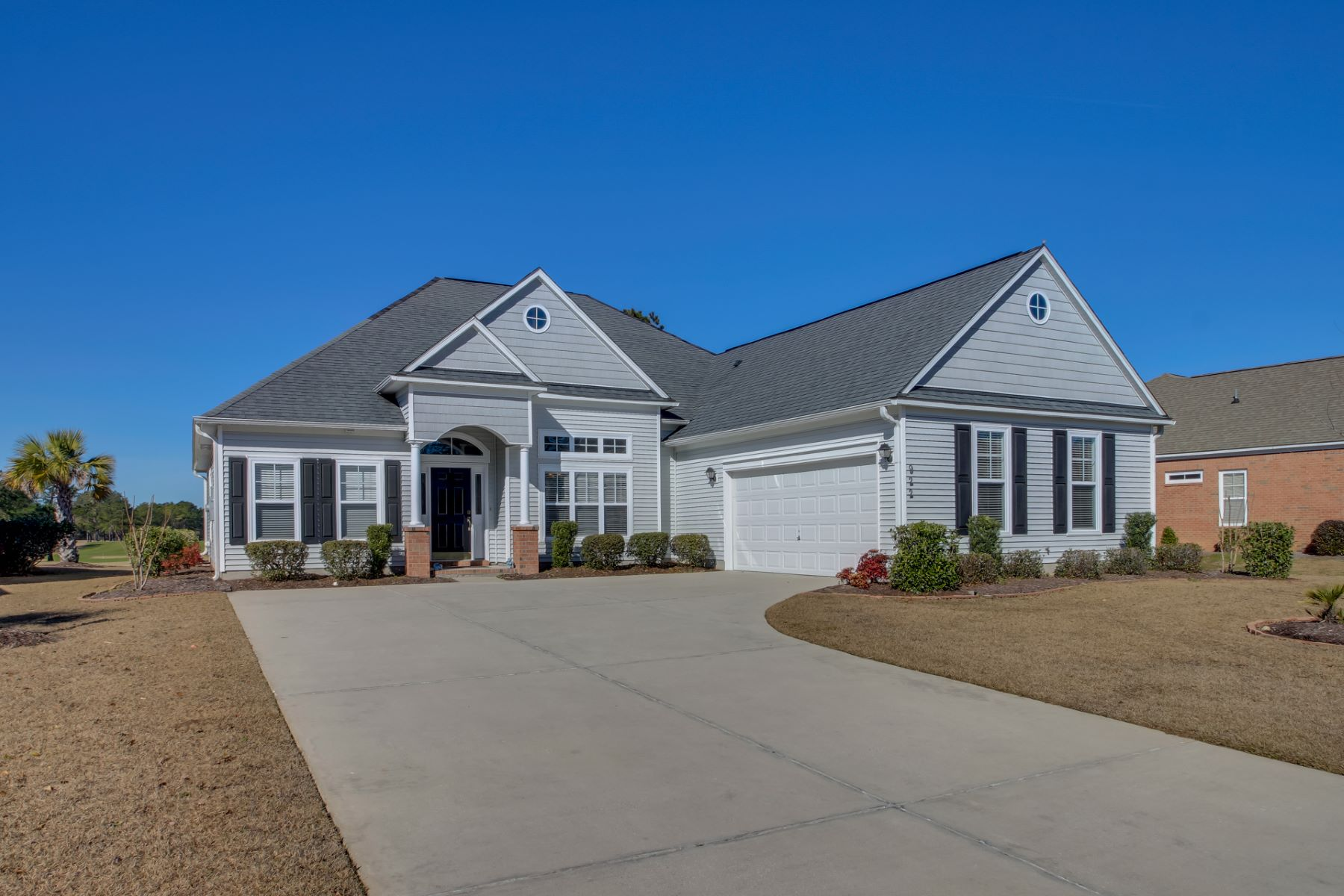 Single Family Home for Sale at Meadowlands Serenity 922 Meadowland Trail NW Calabash, North Carolina, 28467 United States