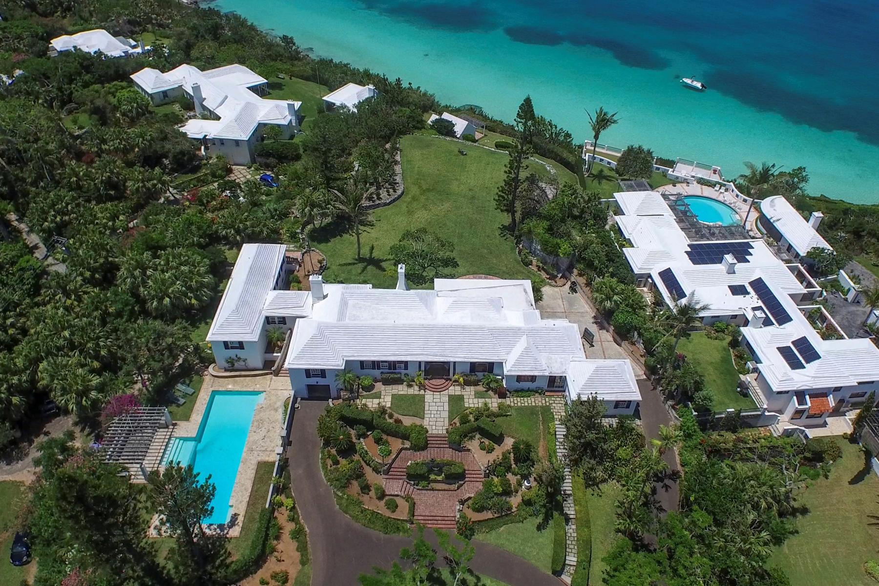 Single Family Home for Sale at Random Rocks 3 Green Bay Lane, Pembroke, HM01 Bermuda