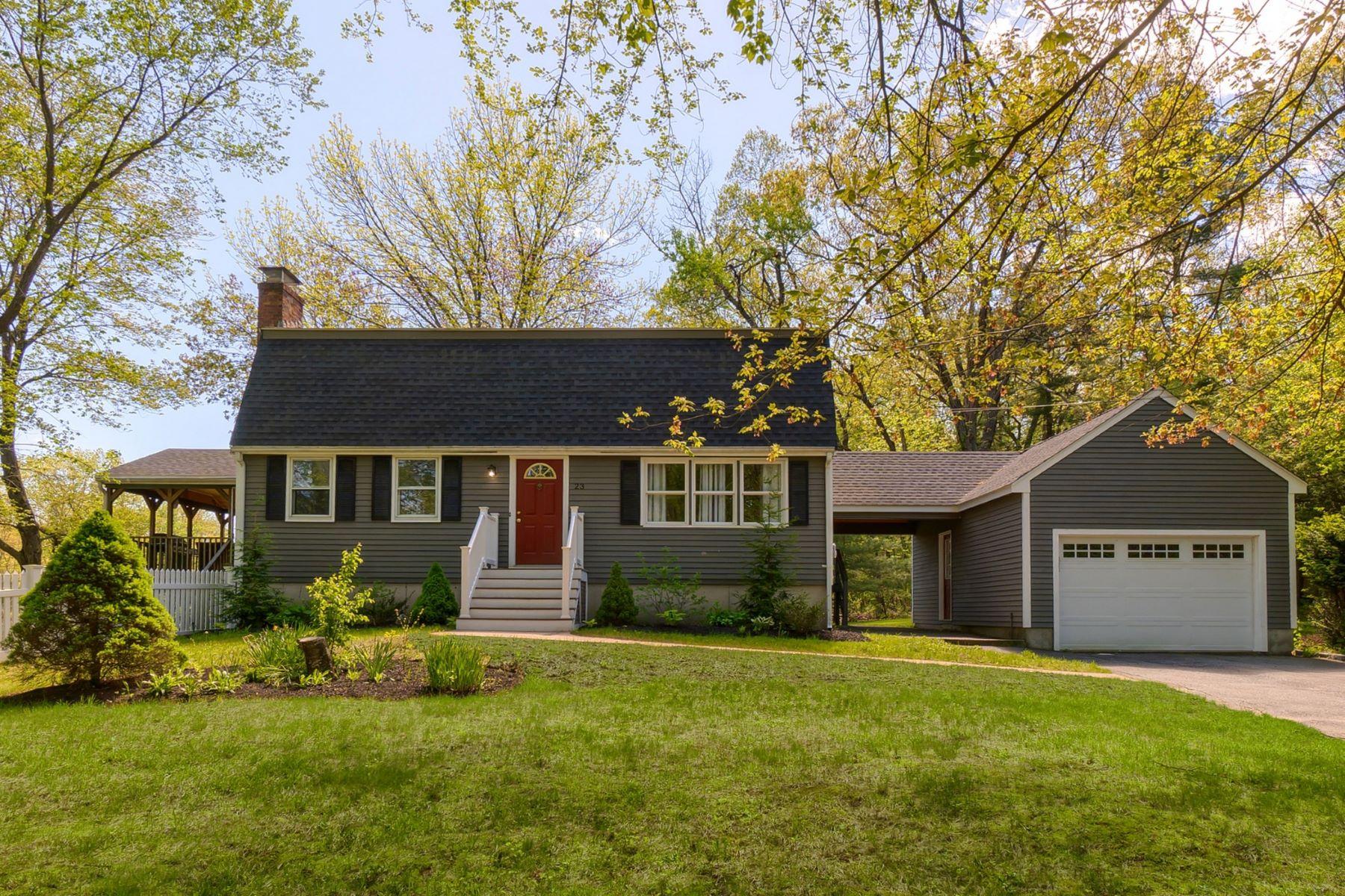 Single Family Homes for Active at 23 Porter Rd., Littleton 23 Porter Rd Littleton, Massachusetts 01460 United States