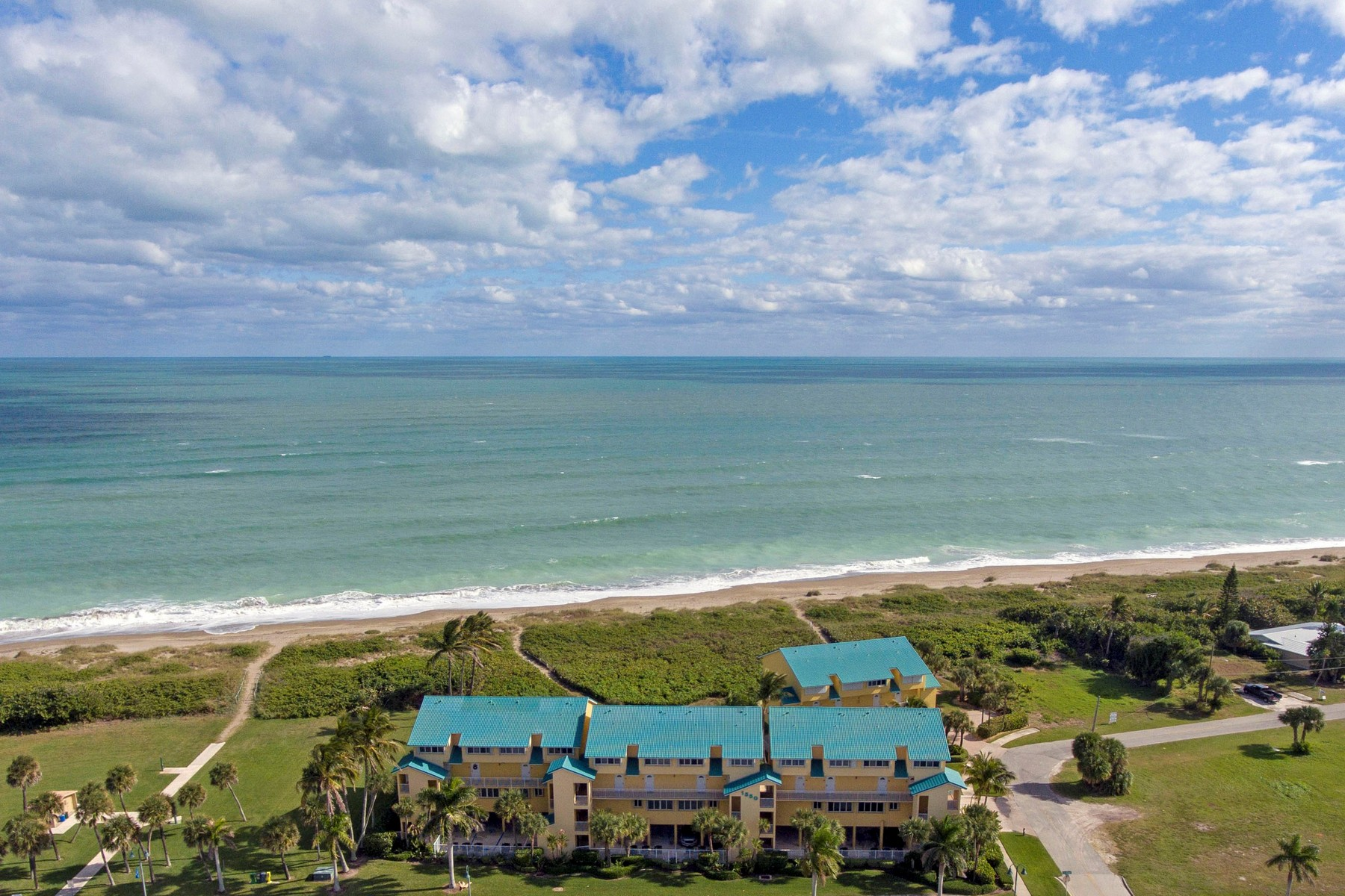 Condominium for Sale at Beach Villas Condo on Hutchinson Island 1550 S Ocean Court A-4 Fort Pierce, Florida 34949 United States