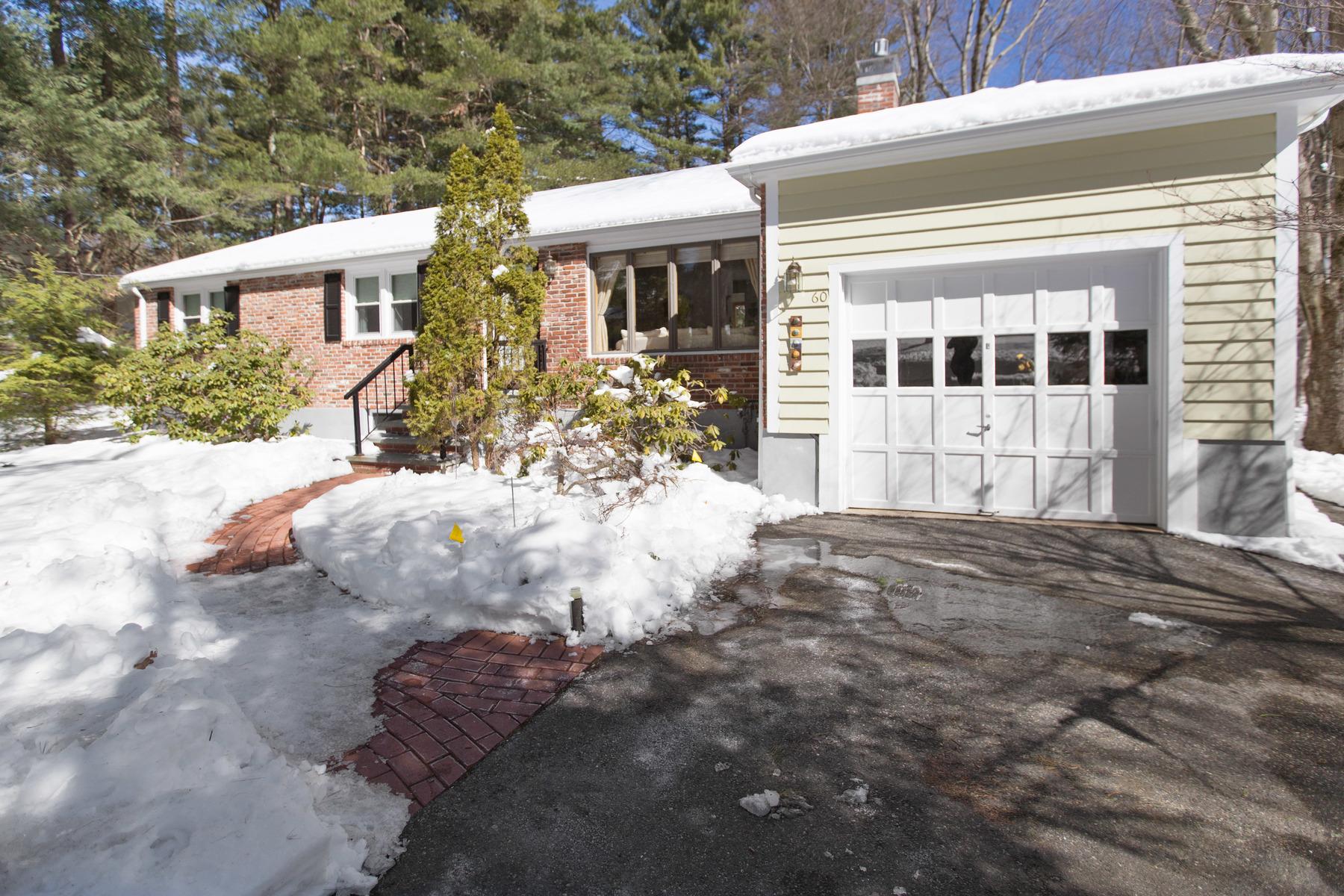 一戸建て のために 売買 アット 60 Jarman Road, Sudbury, MA, 01776 Sudbury, マサチューセッツ, 01776 アメリカ合衆国