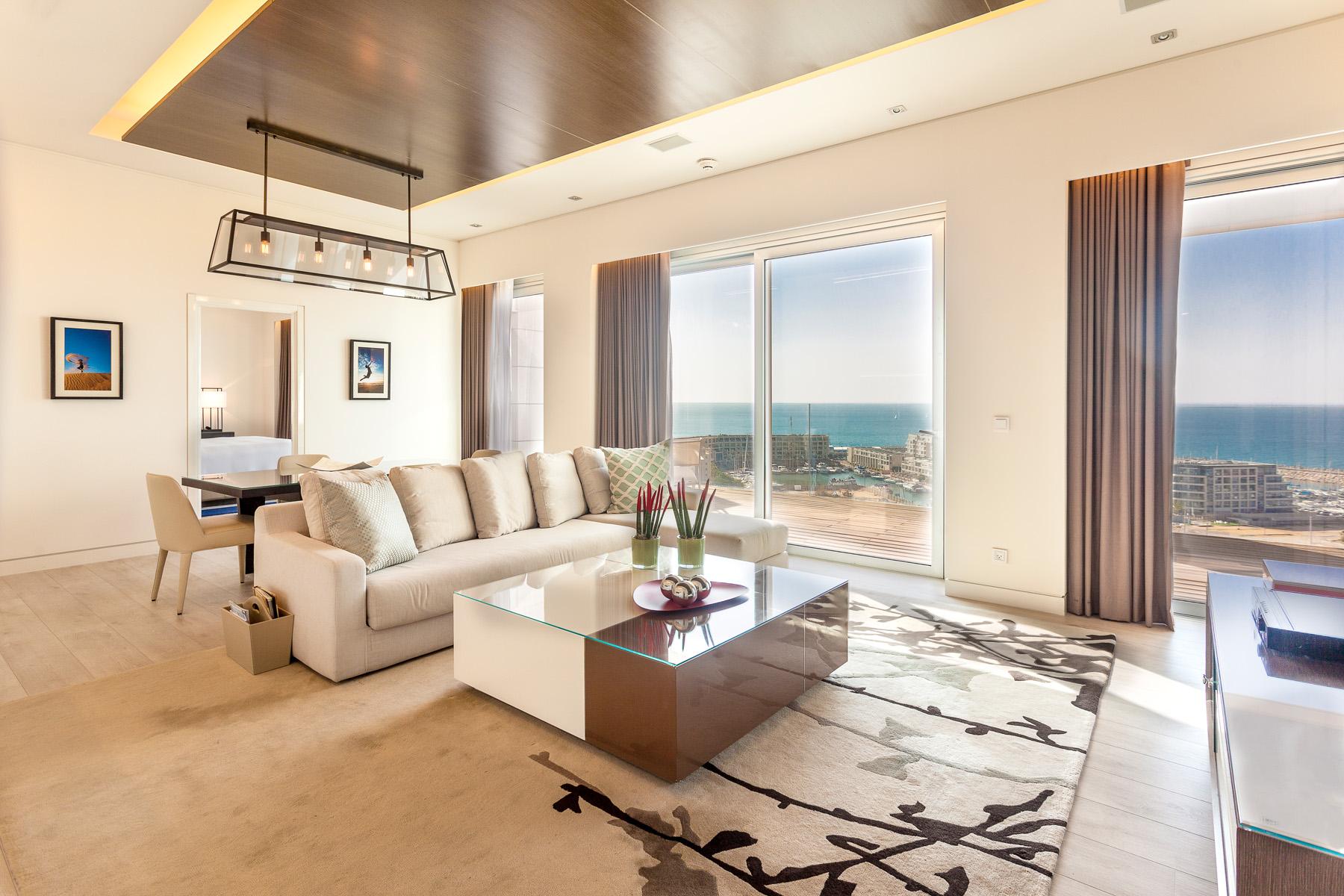 Apartamento por un Venta en Ritz-Carlton Residences Herzliya Apartment Herzliya, Israel Israel