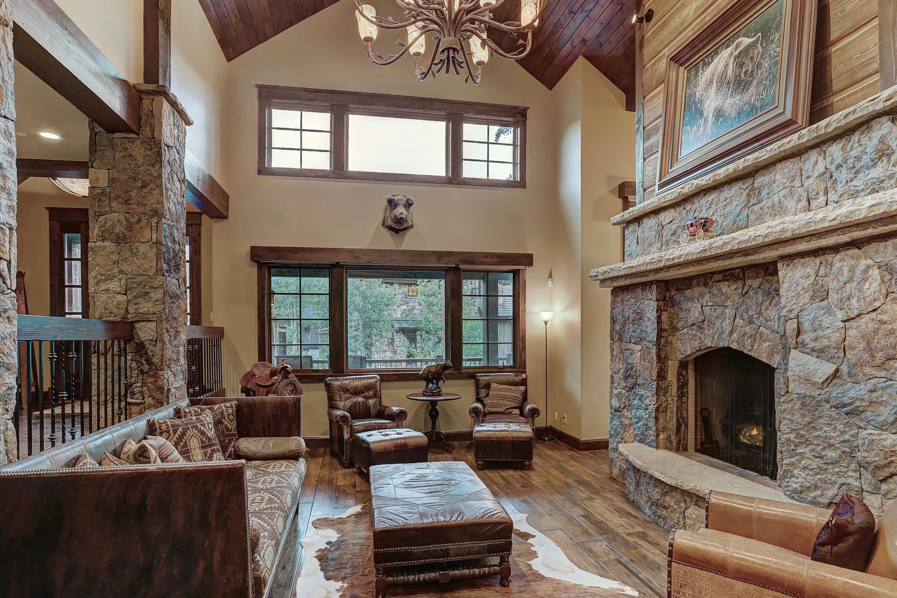 Property for Active at Glenwild Home 1296 Glenwild Drive Breckenridge, Colorado 80424 United States
