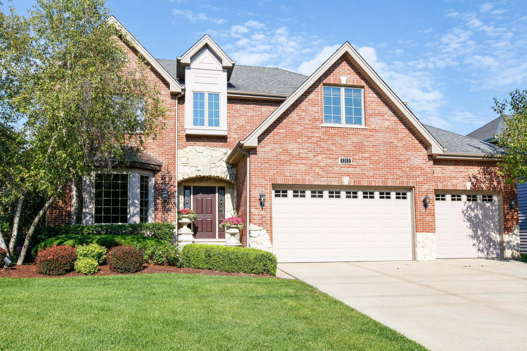 Single Family Home for Sale at Custom built, top of the line. 1212 Ridge Road Westmont, Illinois 60559 United States