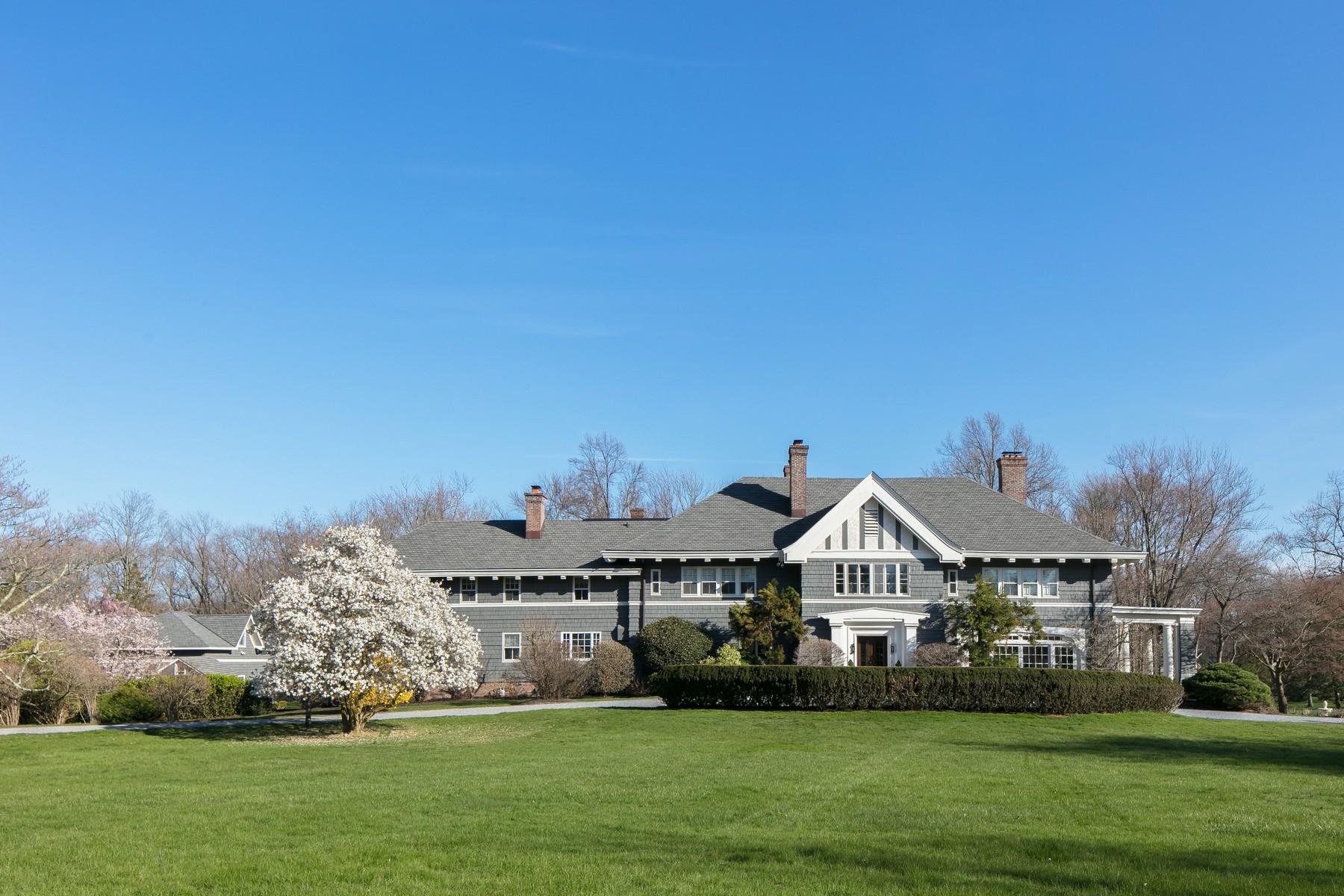 Maison unifamiliale pour l Vente à INTRODUCING BALCARRES 87 Rumson Rd, Rumson, New Jersey 07760 États-Unis