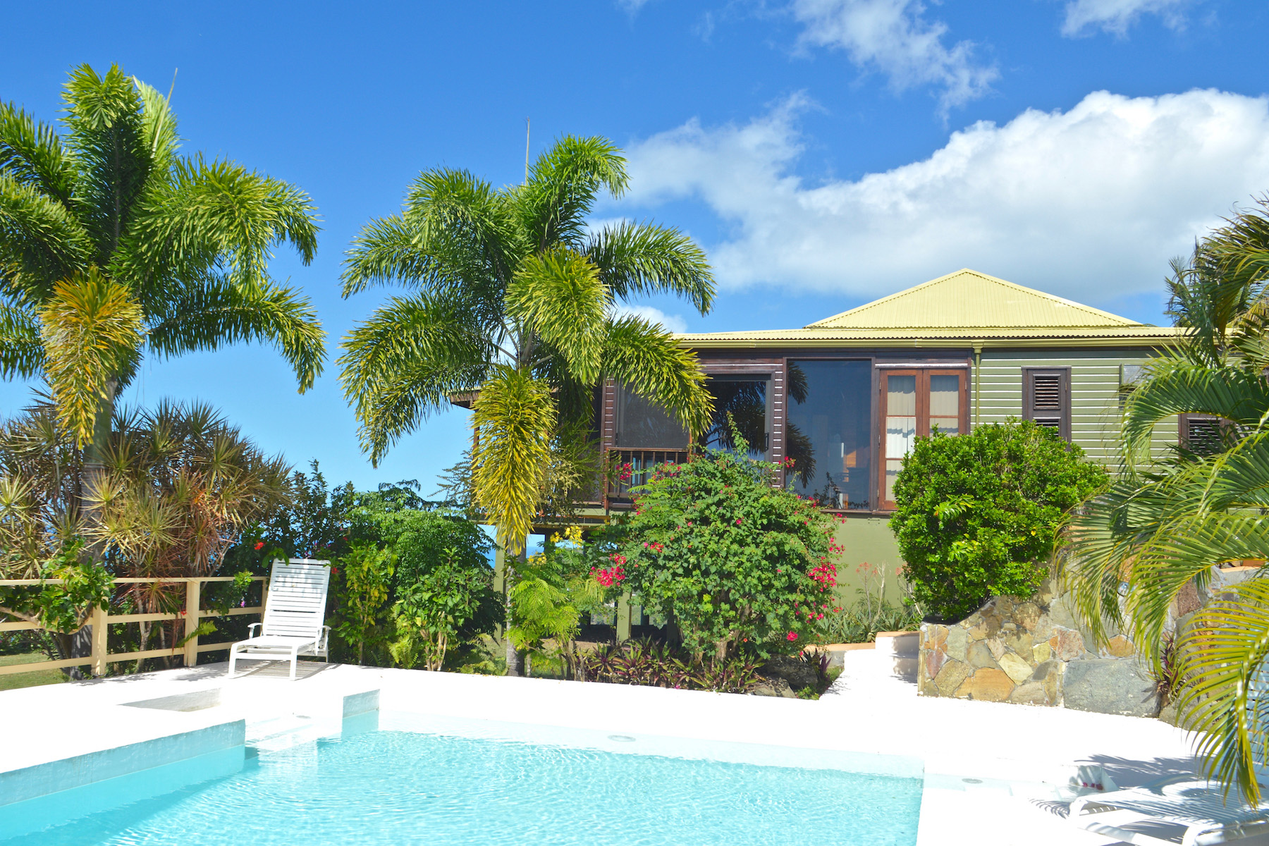 House for Sale at Serenity House Cane Garden Bay, Tortola British Virgin Islands