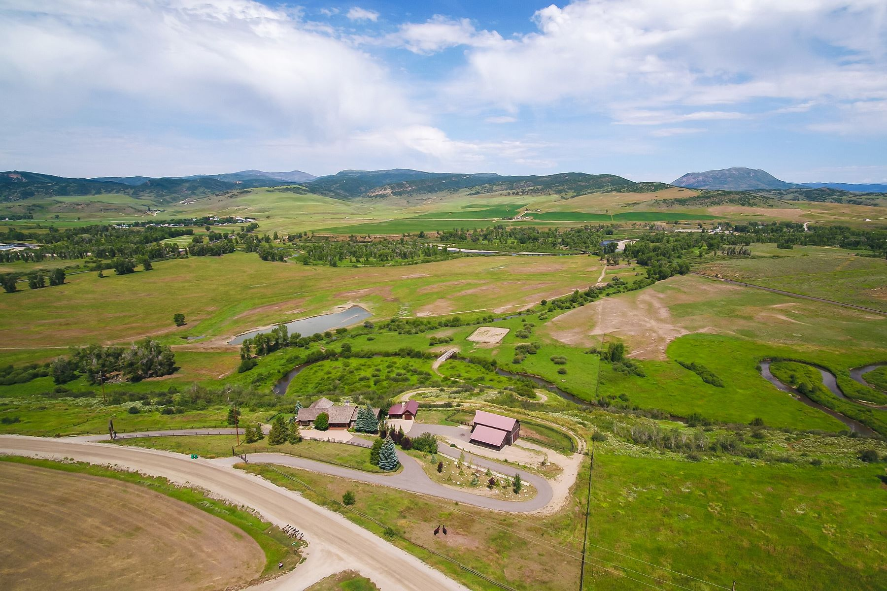Single Family Homes for Active at Three Waters Ranch 38100 County Road 179 Steamboat Springs, Colorado 80487 United States