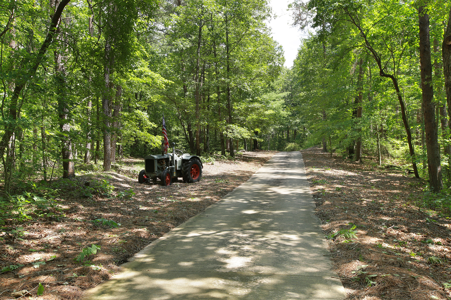 Additional photo for property listing at Private Estate on +/-58 Acres with Seasonal Mountain Views 5740 Steve Tate Highway Marble Hill, Georgia 30148 United States
