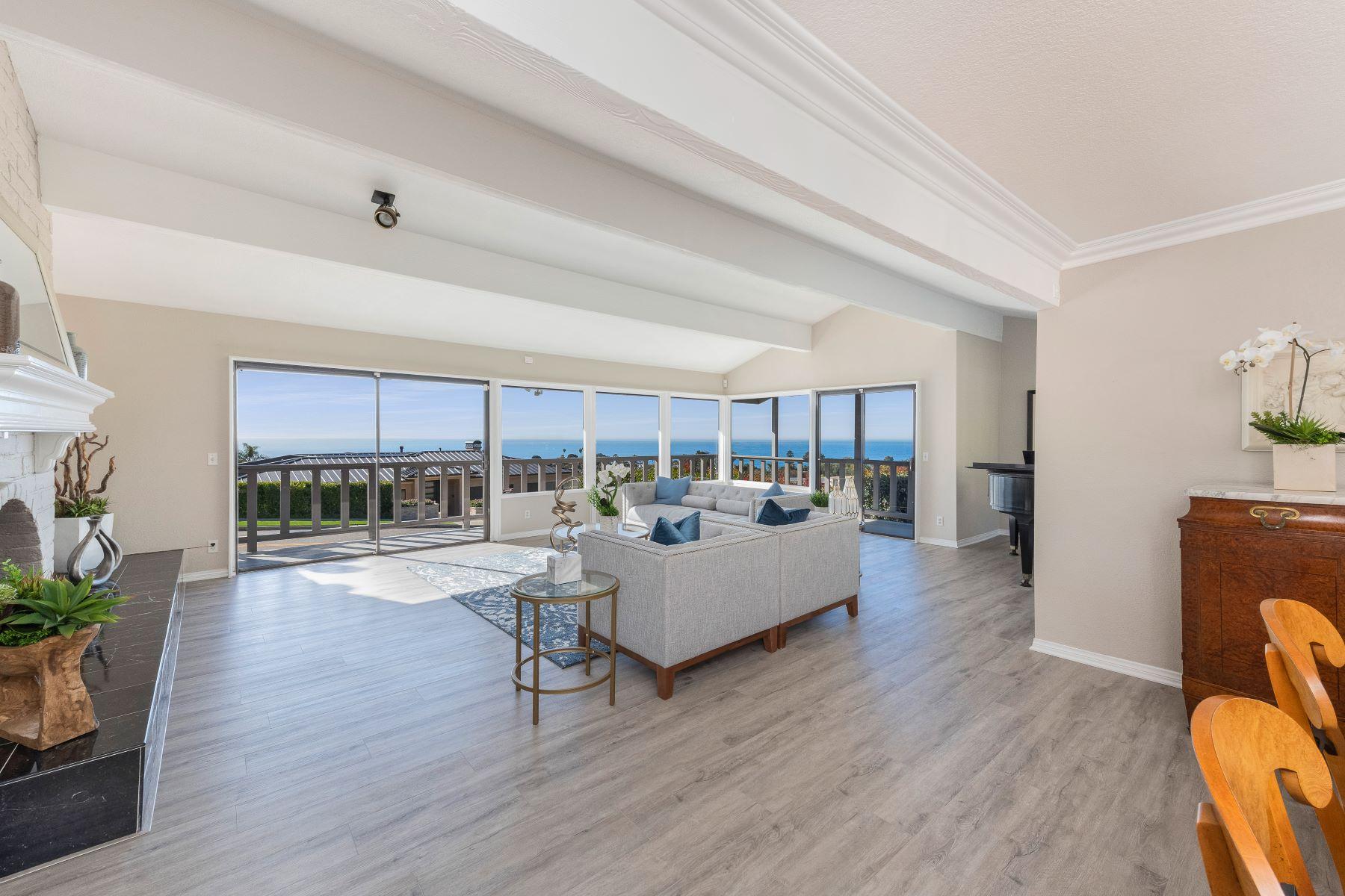 Single Family Homes for Sale at MONARCH BAY TERRACE - SEVEN SEAS 32401 Seven Seas Dr. Dana Point, California 92629 United States