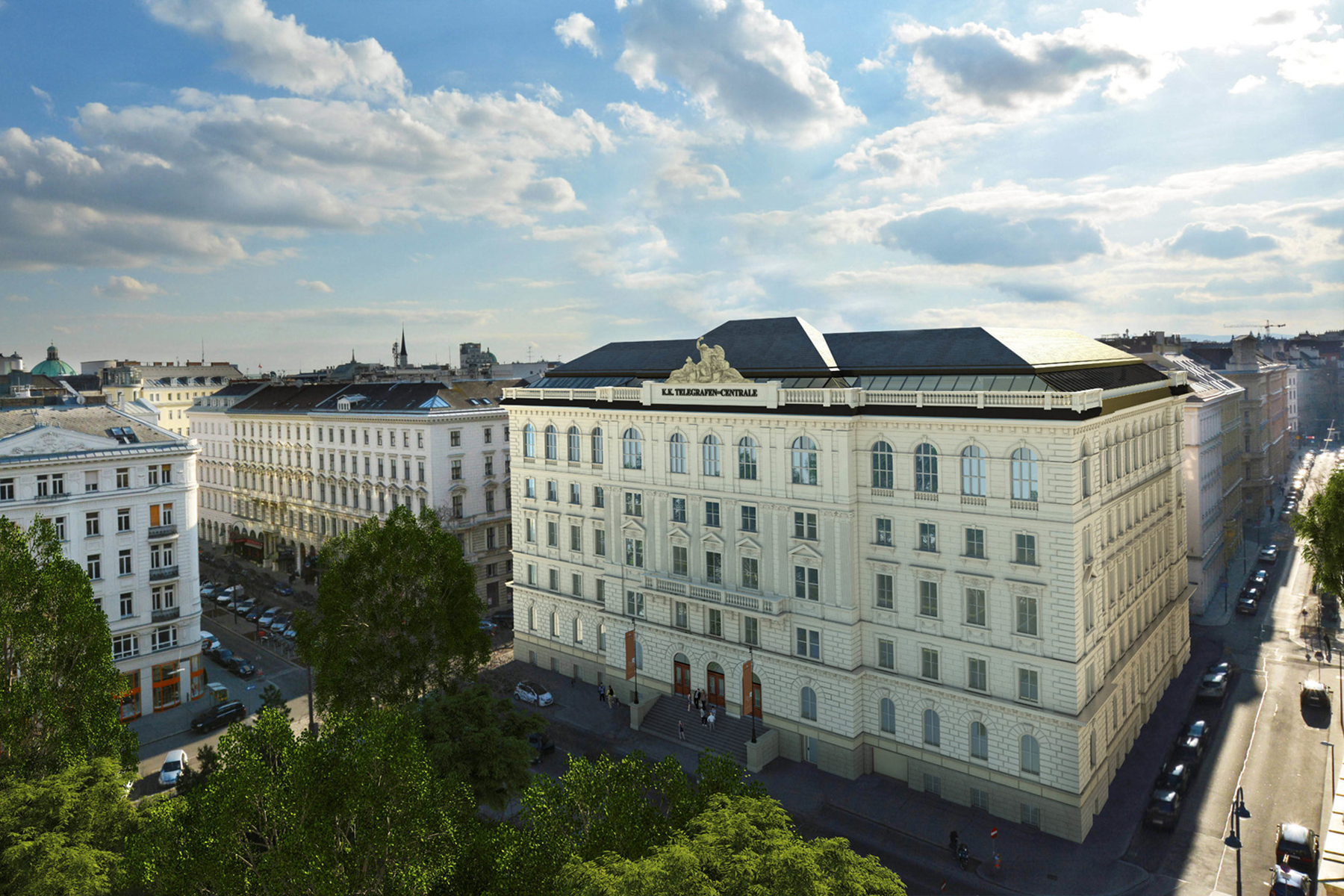 Apartment for Sale at Imperial Loft Börseplatz 1 Vienna, Vienna 1010 Austria