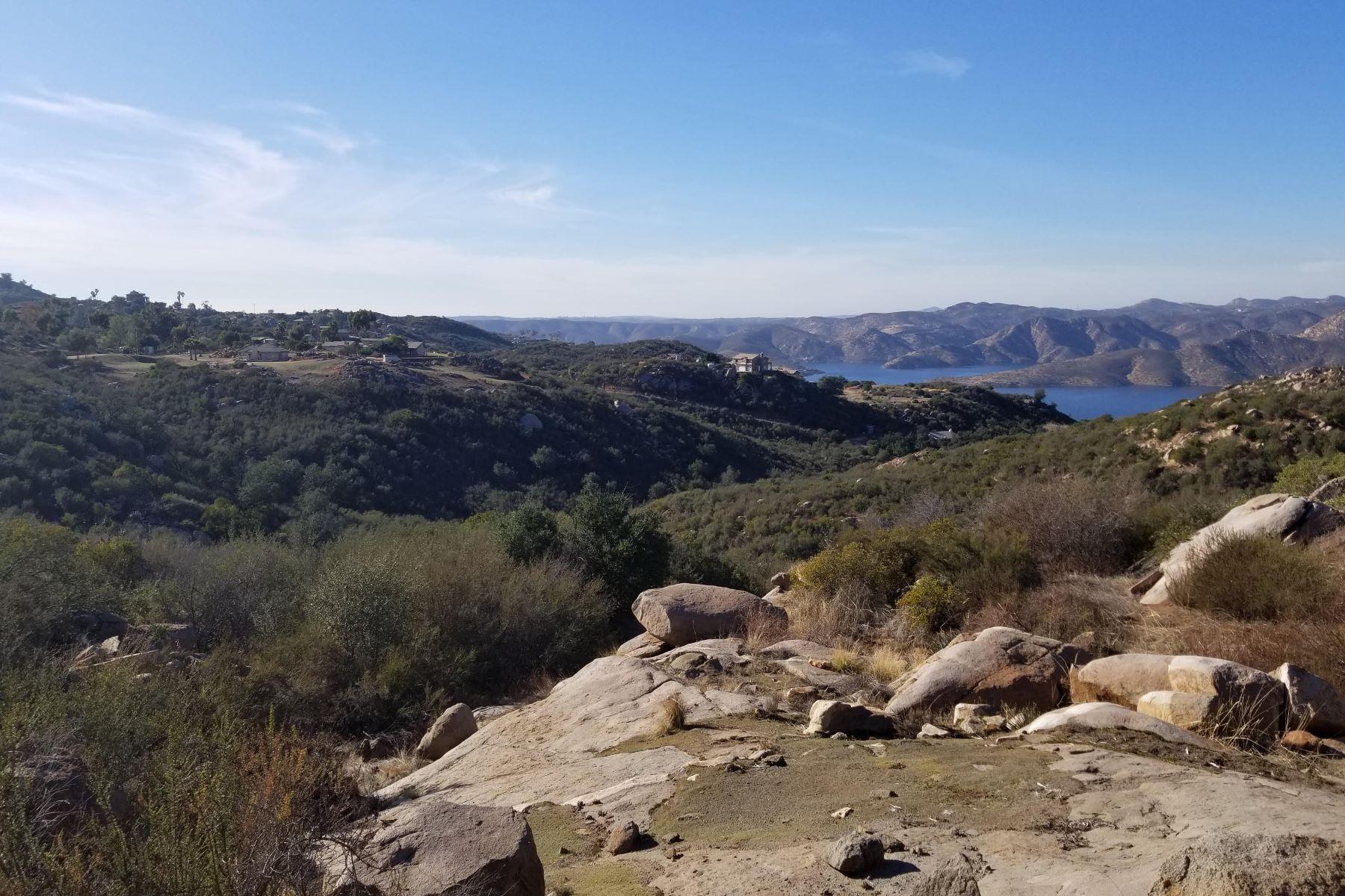 土地,用地 为 销售 在 000 Yerba Valley Way 28 000 Yerba Valley Way Lot 28, Lakeside, 加利福尼亚州, 92040 美国
