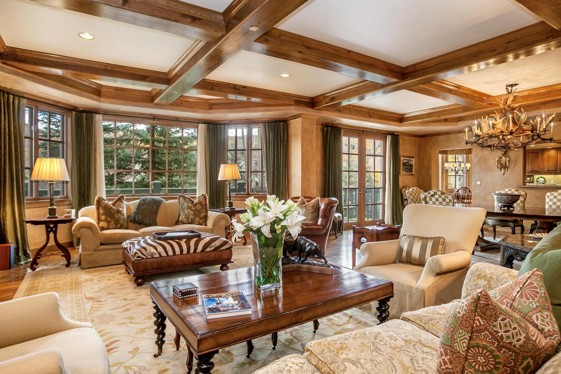 Condominio per Vendita alle ore The Chateau Terrace #1502 122 Scott Hill Road #1502 Beaver Creek, Beaver Creek, Colorado, 81620 Stati Uniti