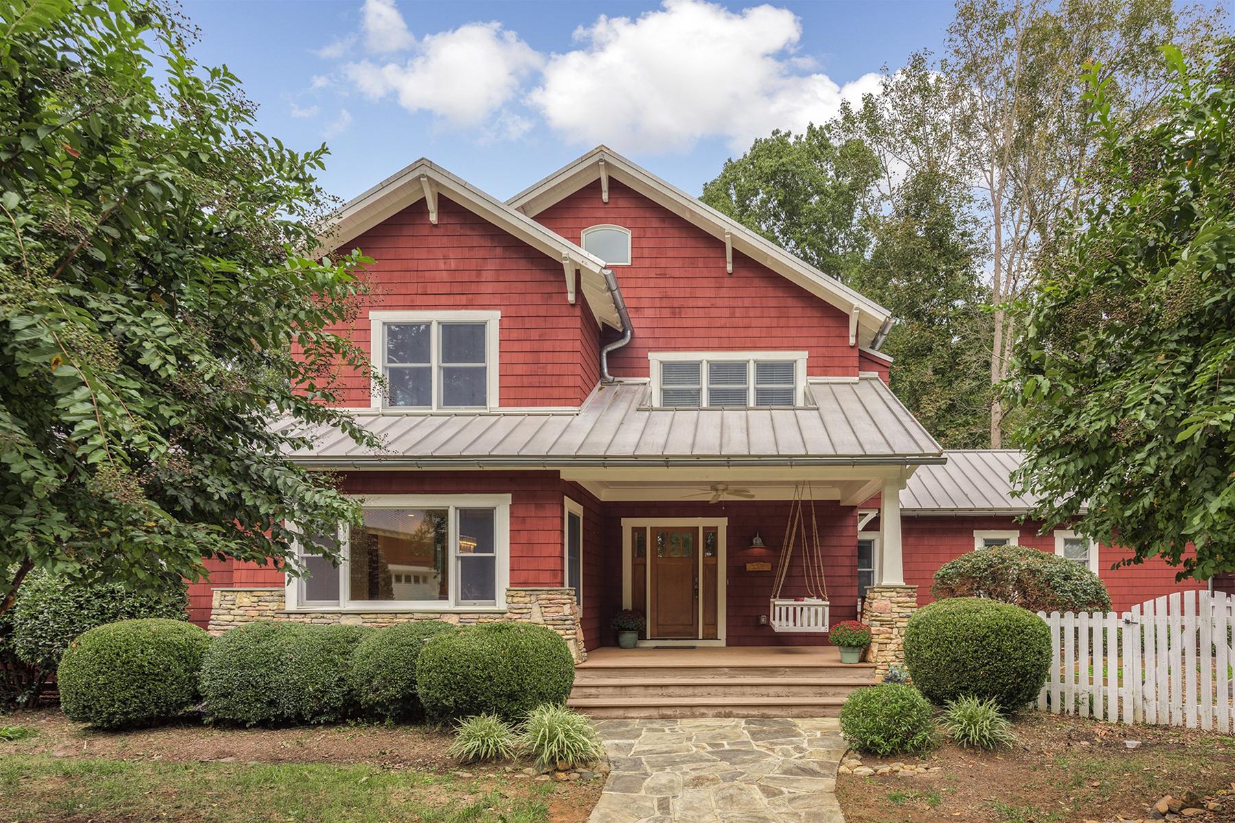 Single Family Home for Active at 2615 Grey Rd Davidson, North Carolina 28036 United States