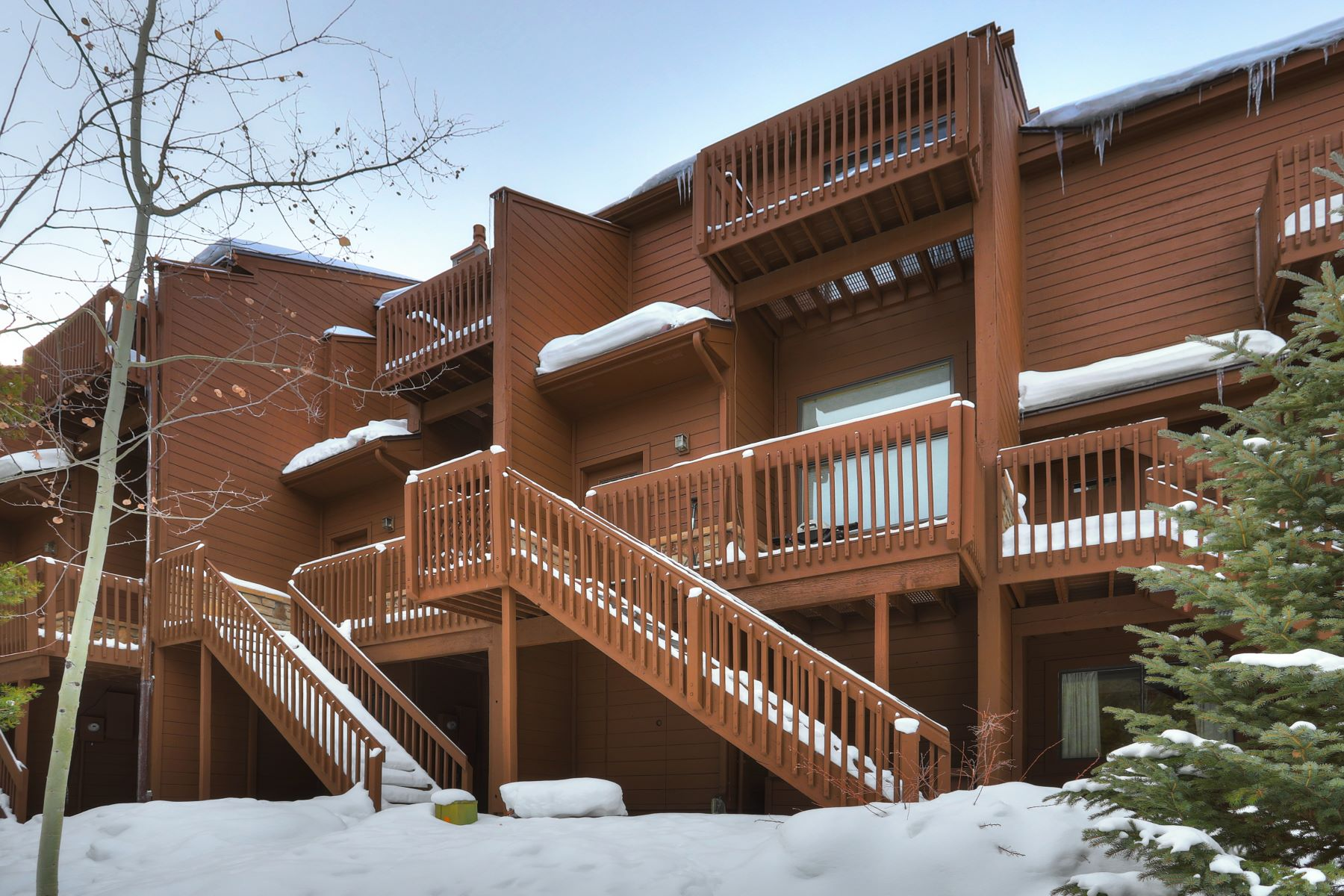 Townhouse for Active at Winterpoint Townhomes 320 Primrose Path 44 Breckenridge, Colorado 80424 United States