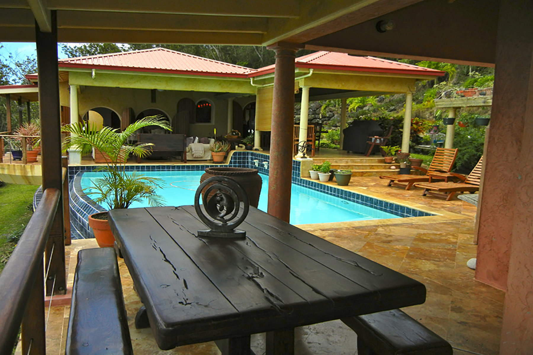Additional photo for property listing at Maarib House Shannon, Tortola Brittiska Jungfruöarna