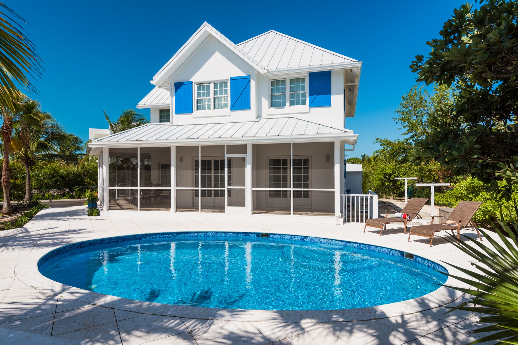 Single Family Home for Sale at SUNNYSIDE Leeward Green Court Leeward, Providenciales TKCA 1ZZ Turks And Caicos Islands