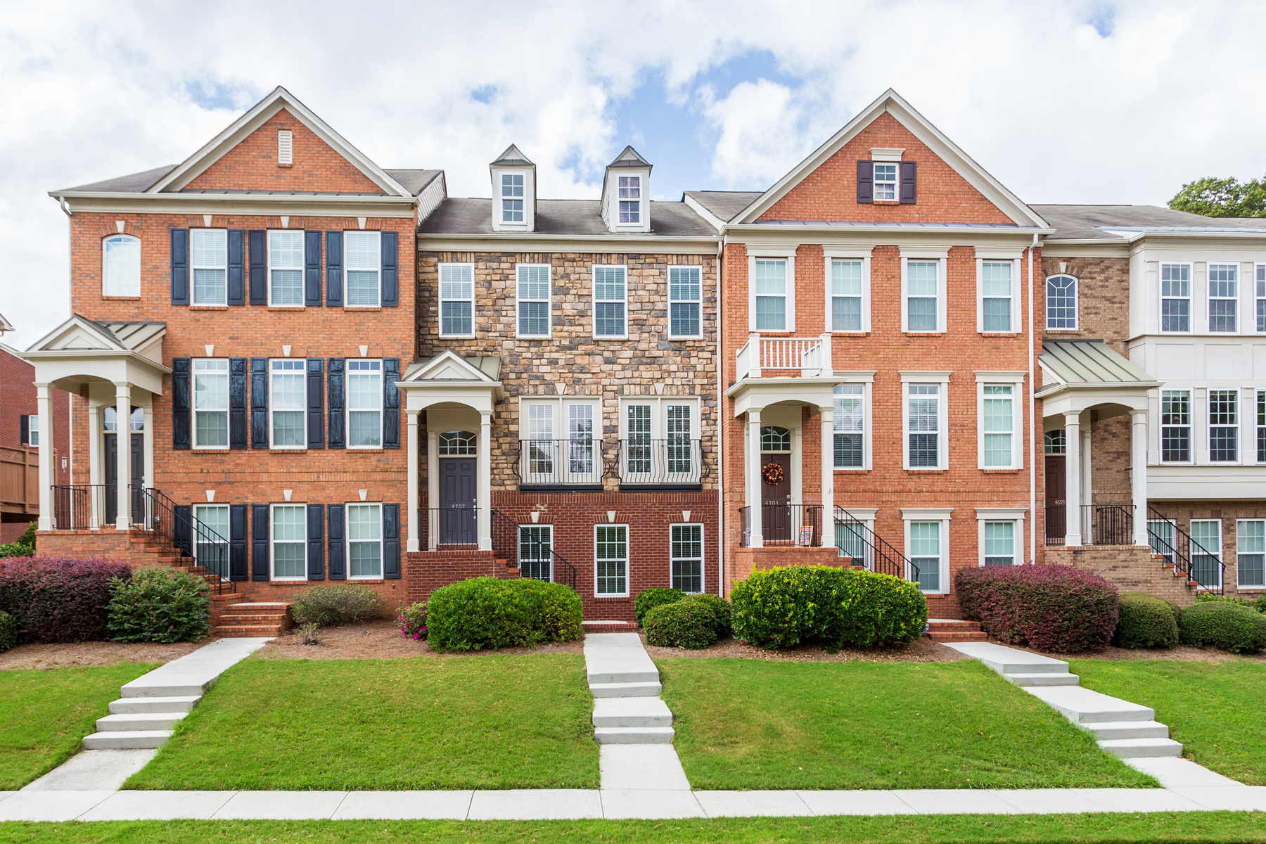 Townhouse for Sale at Spacious Smyrna Townhome 4707 Cheviot Way Smyrna, Georgia 30080 United States