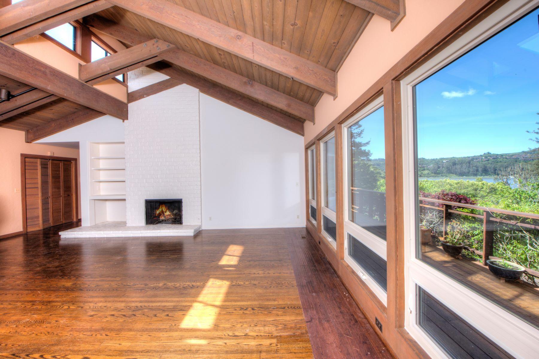 단독 가정 주택 용 매매 에 Magical Mill Valley 2 Topside Way Mill Valley, 캘리포니아, 94941 미국