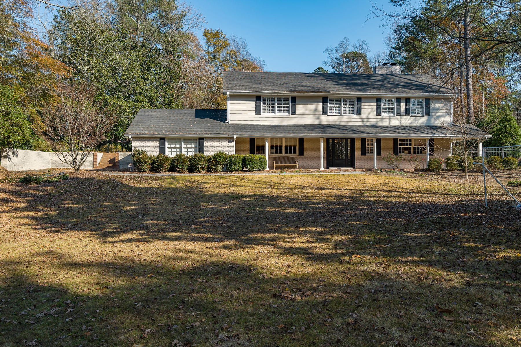 Over An Acre Lot In Sought After Londonberry, Renovated Home With Pool & Tennis 5245 Kenbrook Way Sandy Springs, Georgia 30327 United States