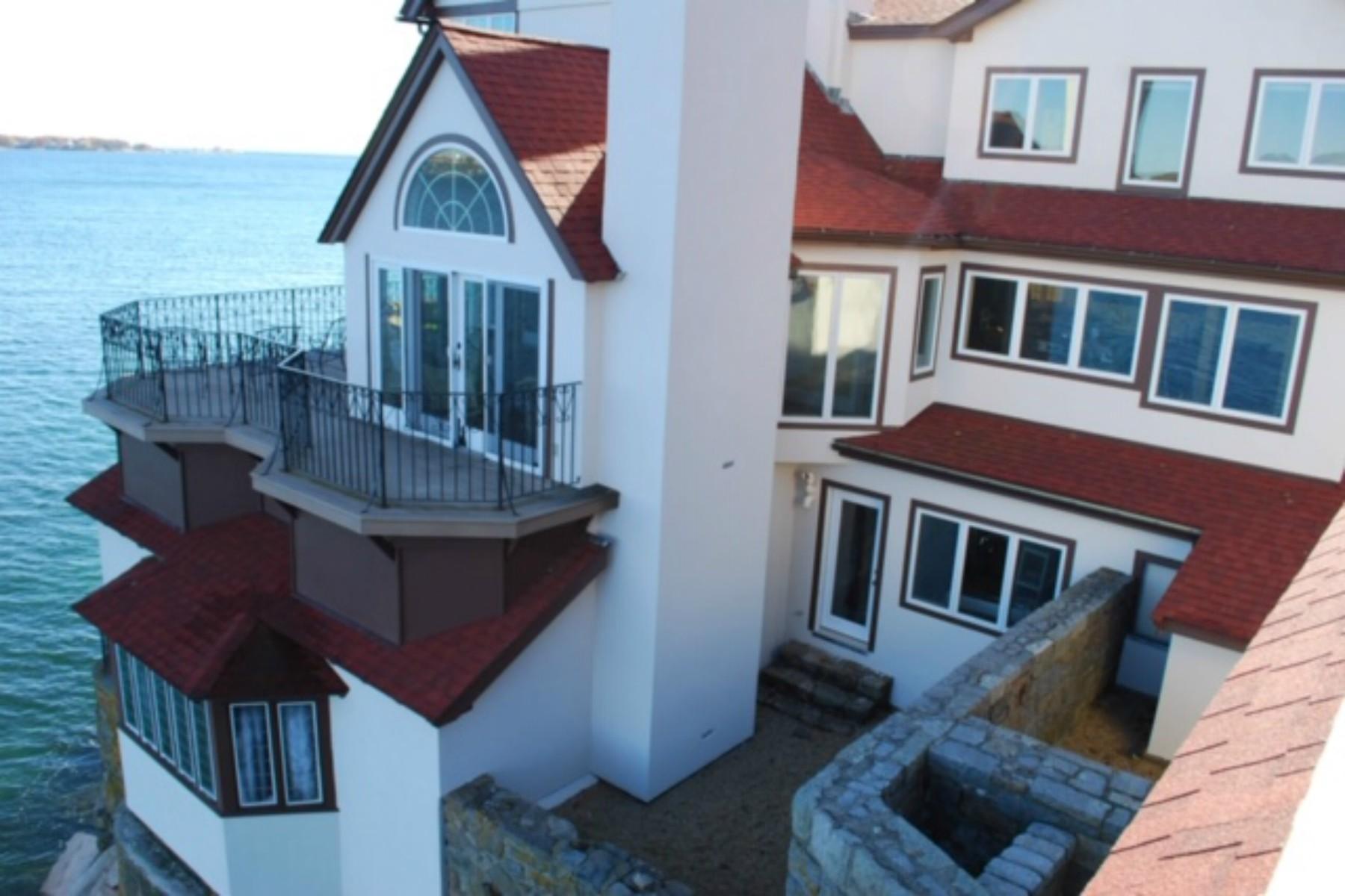 Single Family Homes for Sale at Historic Coastal Property 160 Western Avenue Gloucester, Massachusetts 01930 United States