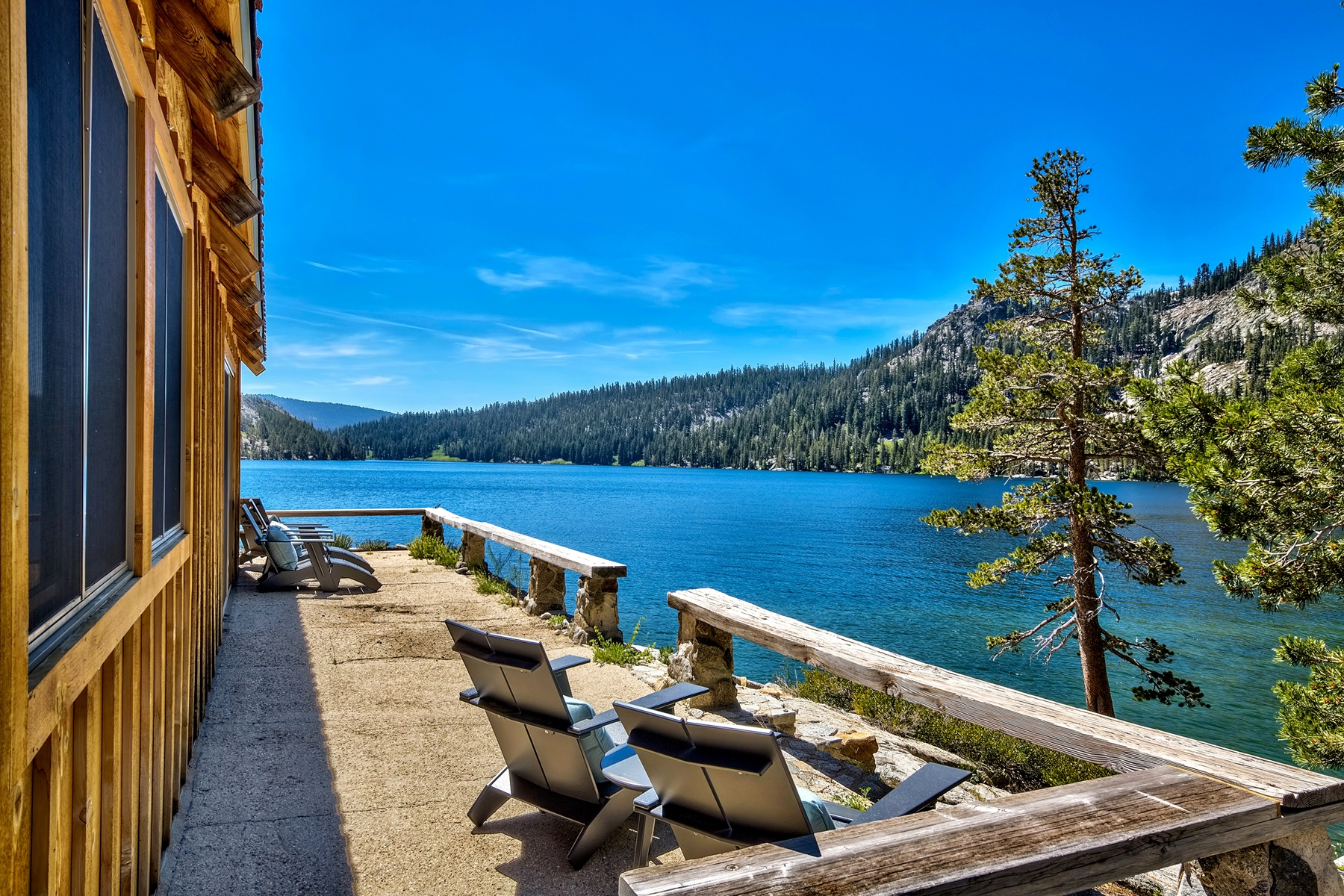 Single Family Homes 为 销售 在 Mermaid Cove, Lot 17,Lower Echo Lake, Echo Lake, CA 95721 Mermaid Cove, Lot 17 Lower Echo Lake Echo Lake, 加利福尼亚州 95721 美国