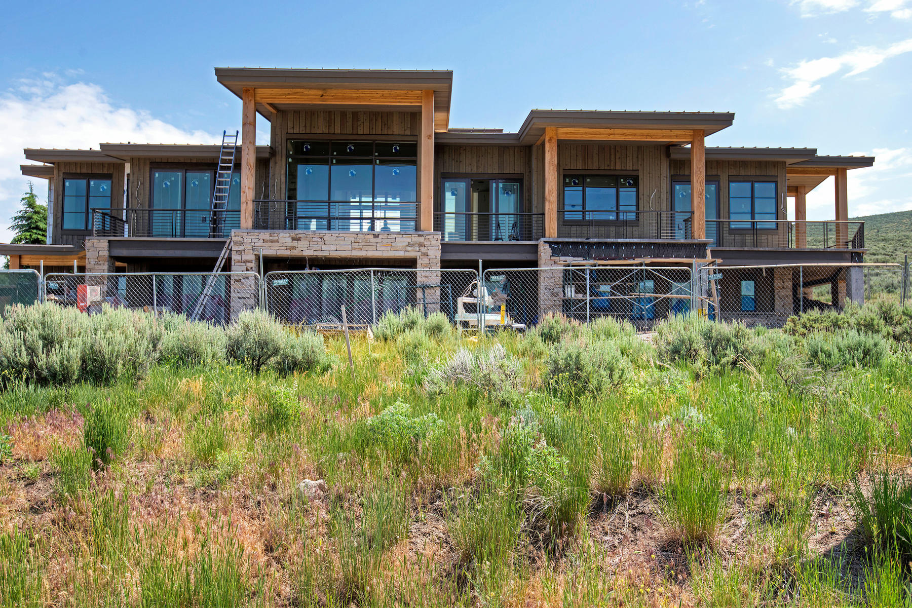 Tek Ailelik Ev için Satış at New Construction in the Desired Palisades Neighborhood in Promontory 6140 Dakota Trl Park City, Utah, 84098 Amerika Birleşik Devletleri