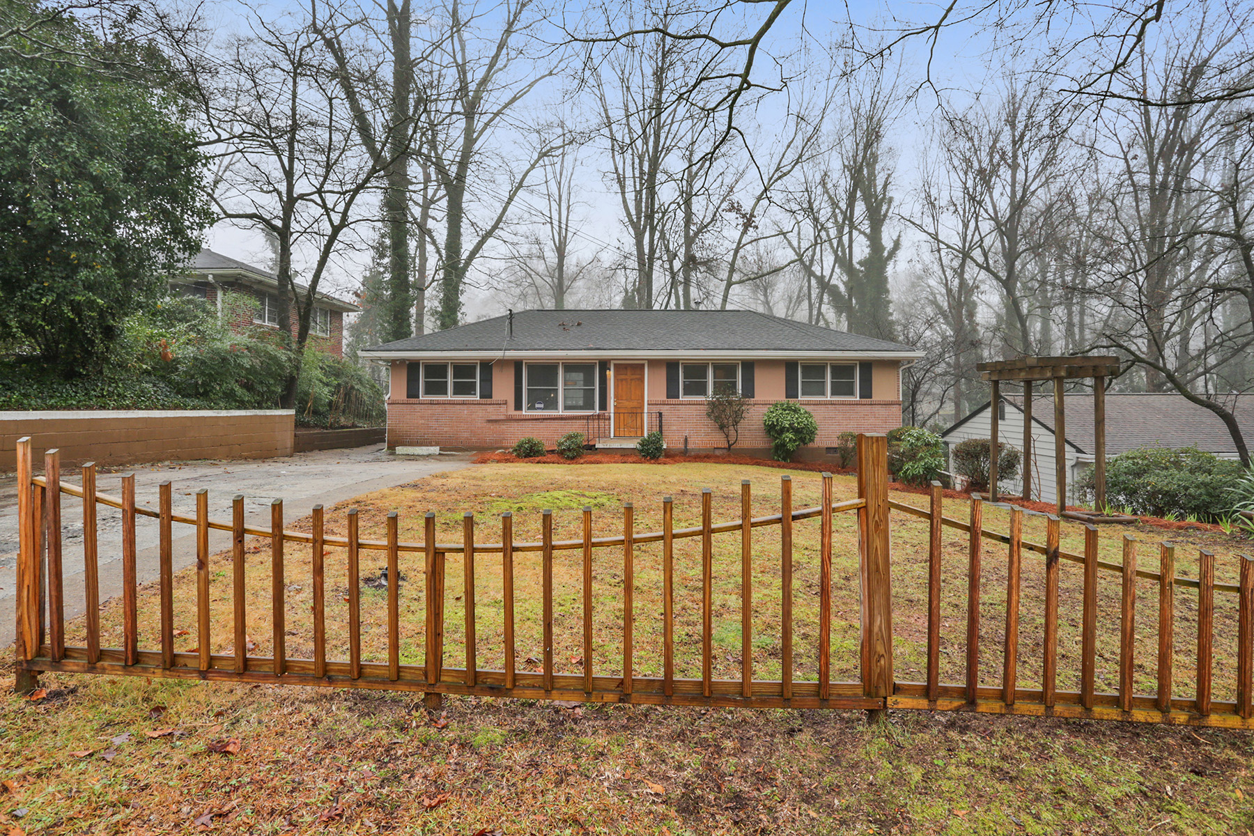 Single Family Home for Rent at Spacious Renovated Ranch 2965 Judylyn Drive Decatur, Georgia 30033 United States