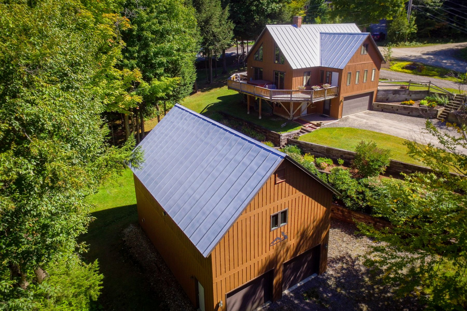 Single Family Home for Sale at 543 High Meadows Road, Burke 543 High Meadows Rd Burke, Vermont 05832 United States
