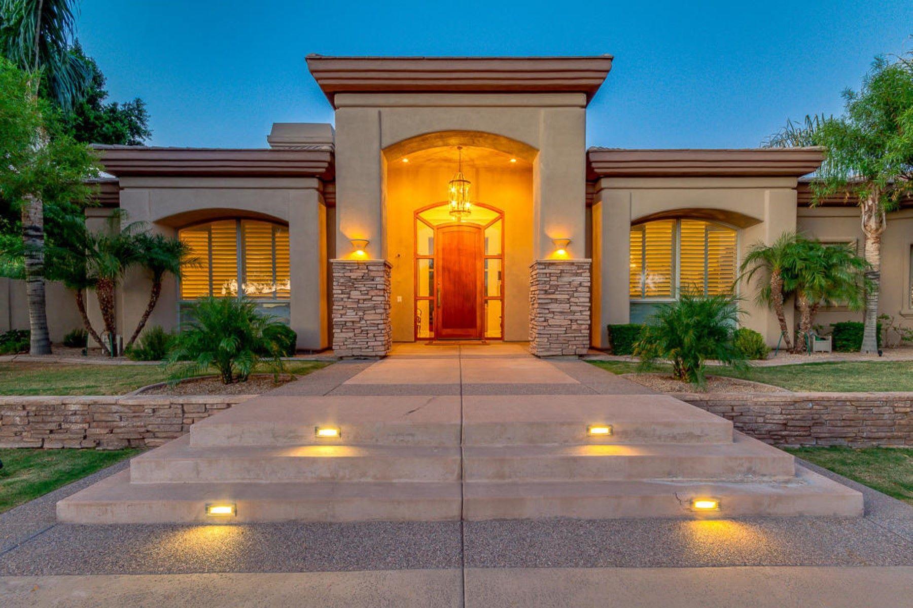 Single Family Homes for Sale at Royal Palm Estates 5134 E PALOMINO RD Phoenix, Arizona 85018 United States