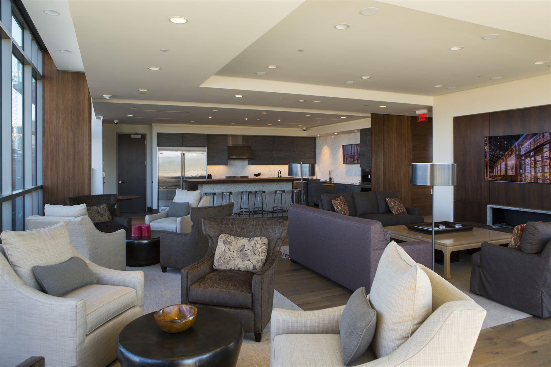 Condominium for Rent at Luxury Twelve Twelve Rental 1212 Laurel Street Unit 1910 Nashville, Tennessee 37203 United States