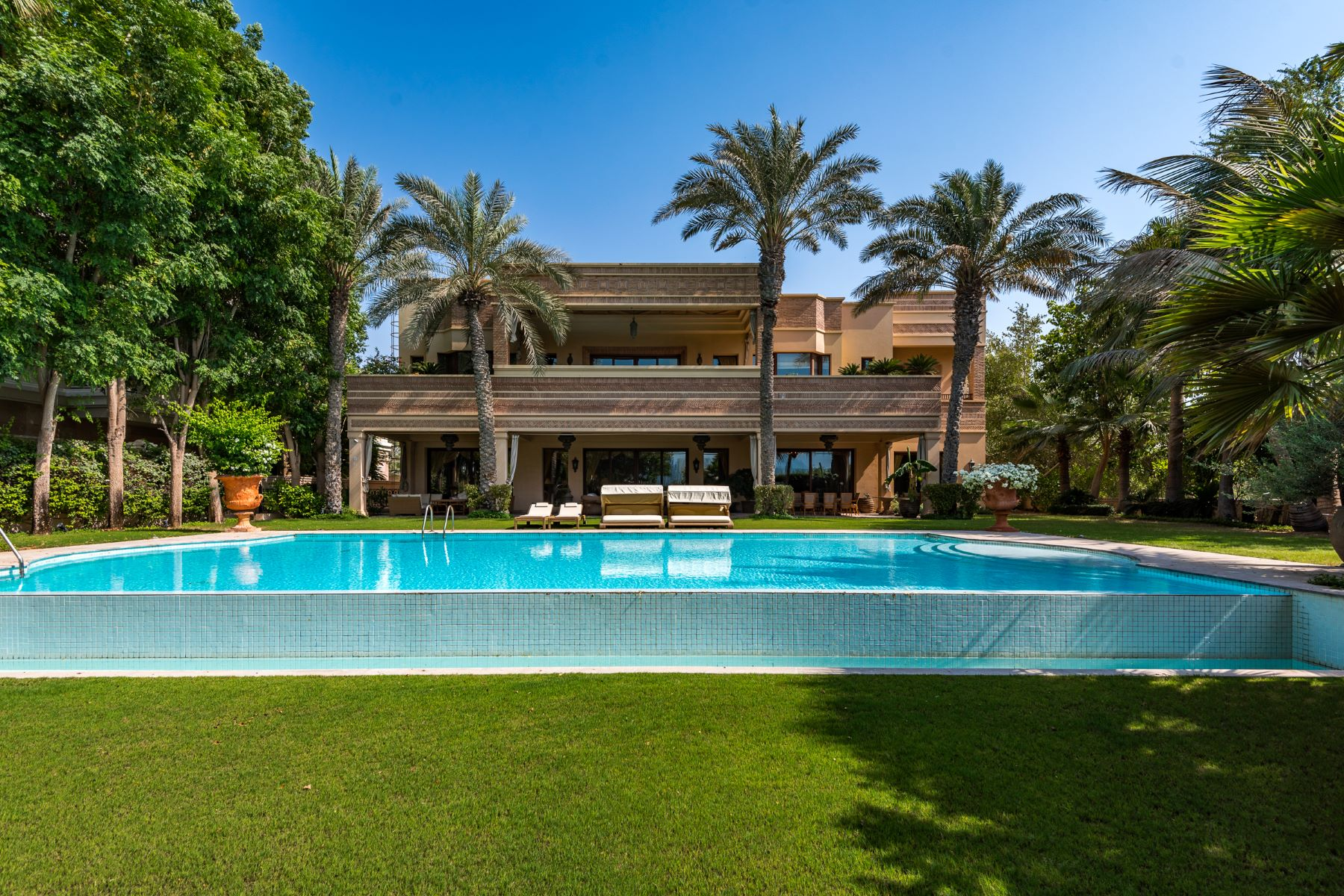 Single Family Home for Sale at Moroccan French Inspired Bespoke Villa Emirates Hills, Dubai, Dubai United Arab Emirates