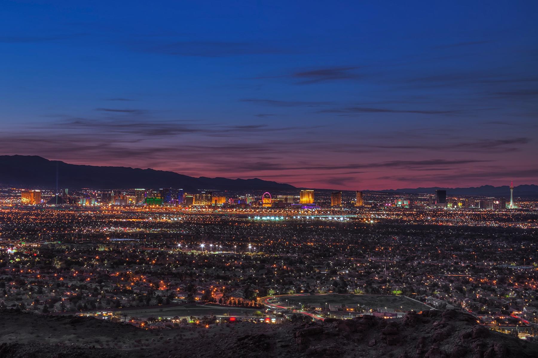 土地 为 销售 在 639 Cityview Ridge Dr 亨德森, 内华达州, 89012 美国在/周边: Las Vegas