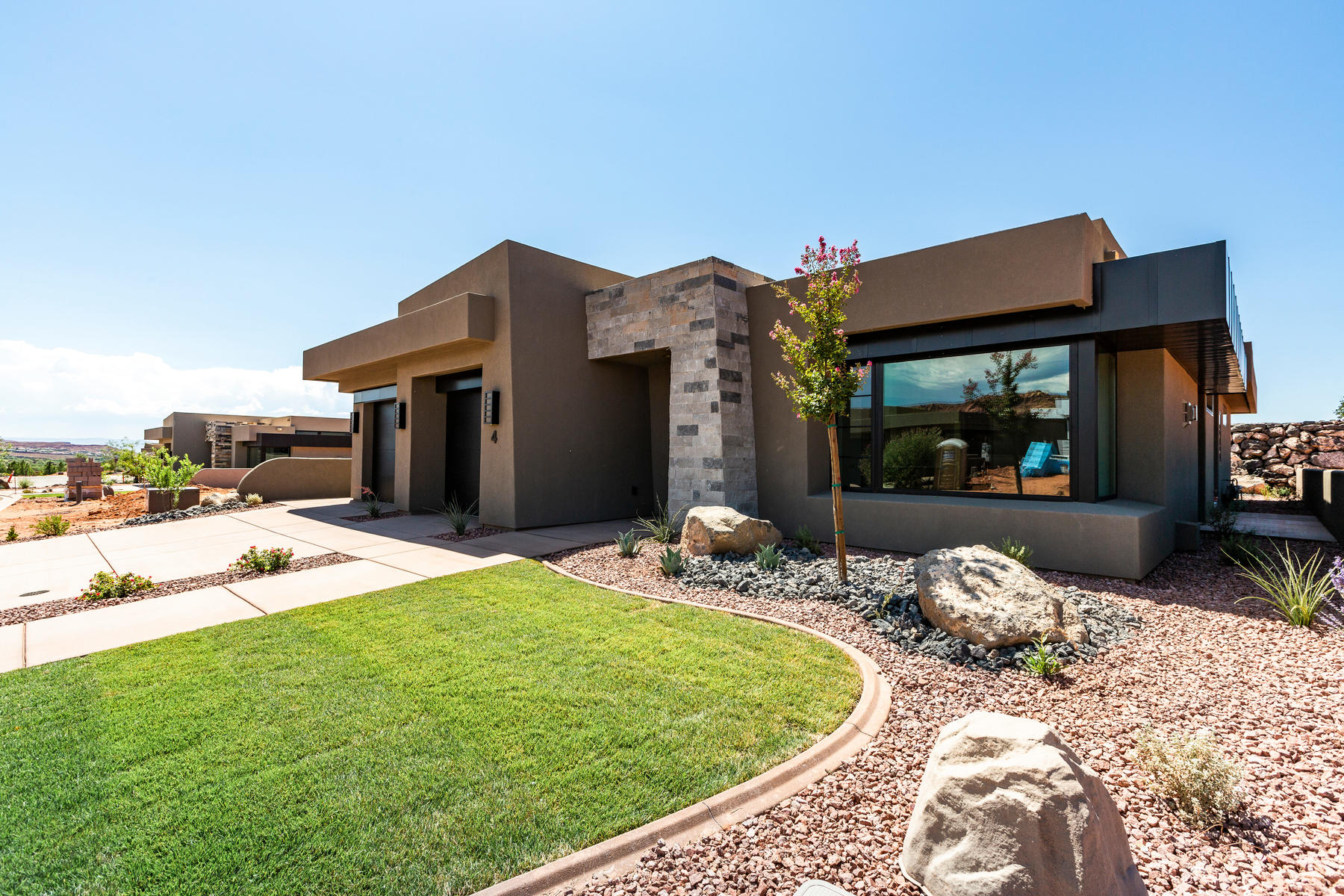 Single Family Homes for Sale at The Getaway 1355 E Snow Canyon Pkwy Lot 4, Ivins, Utah 84738 United States