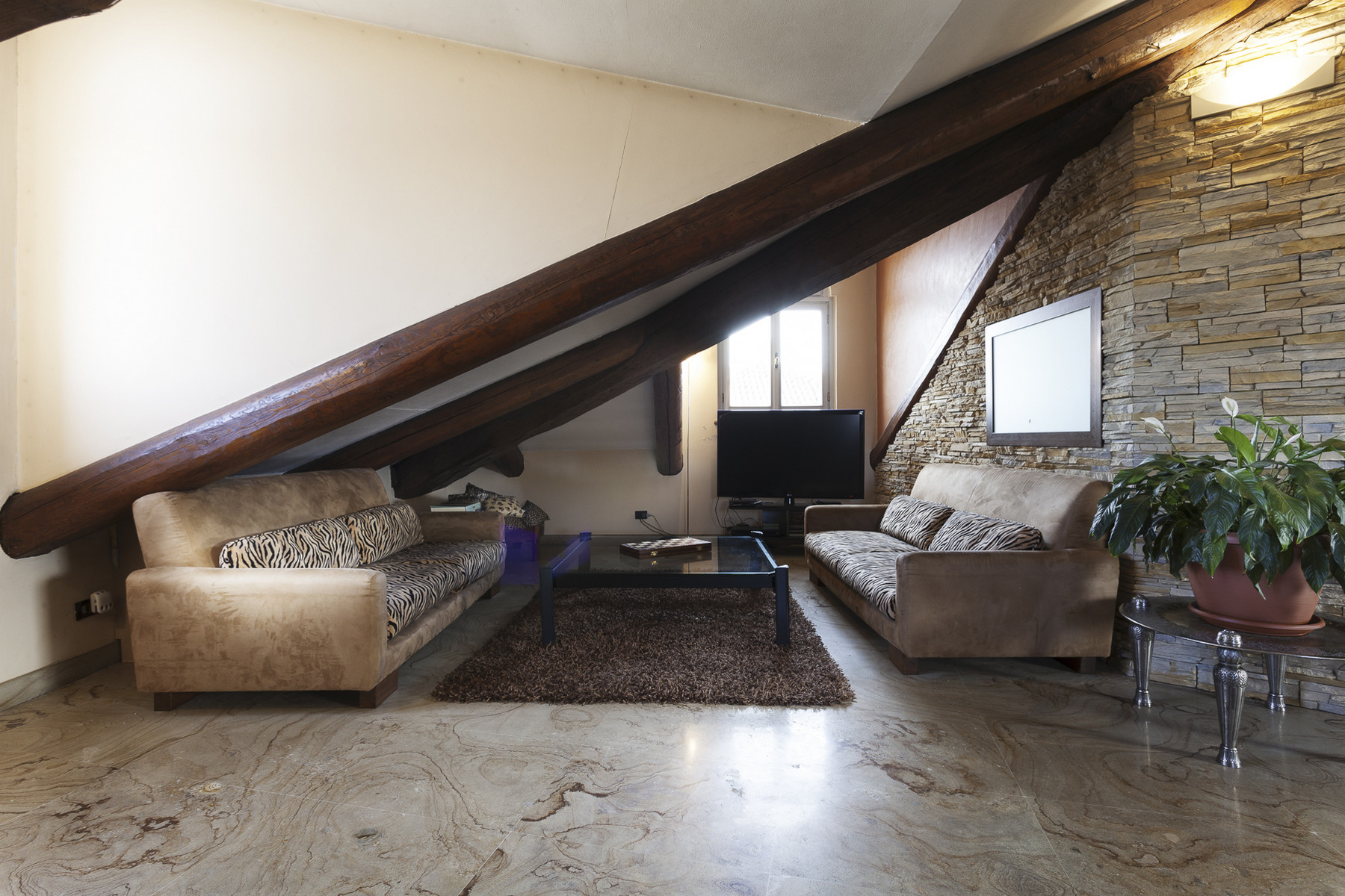 Additional photo for property listing at Exclusive Attic Torino, Turin Italien