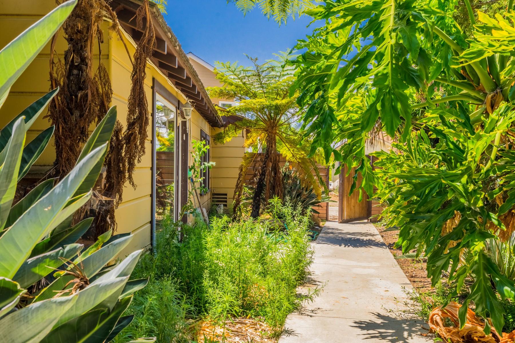 Single Family Home for Sale at 4487 Panorama Drive La Mesa, California, 91941 United States