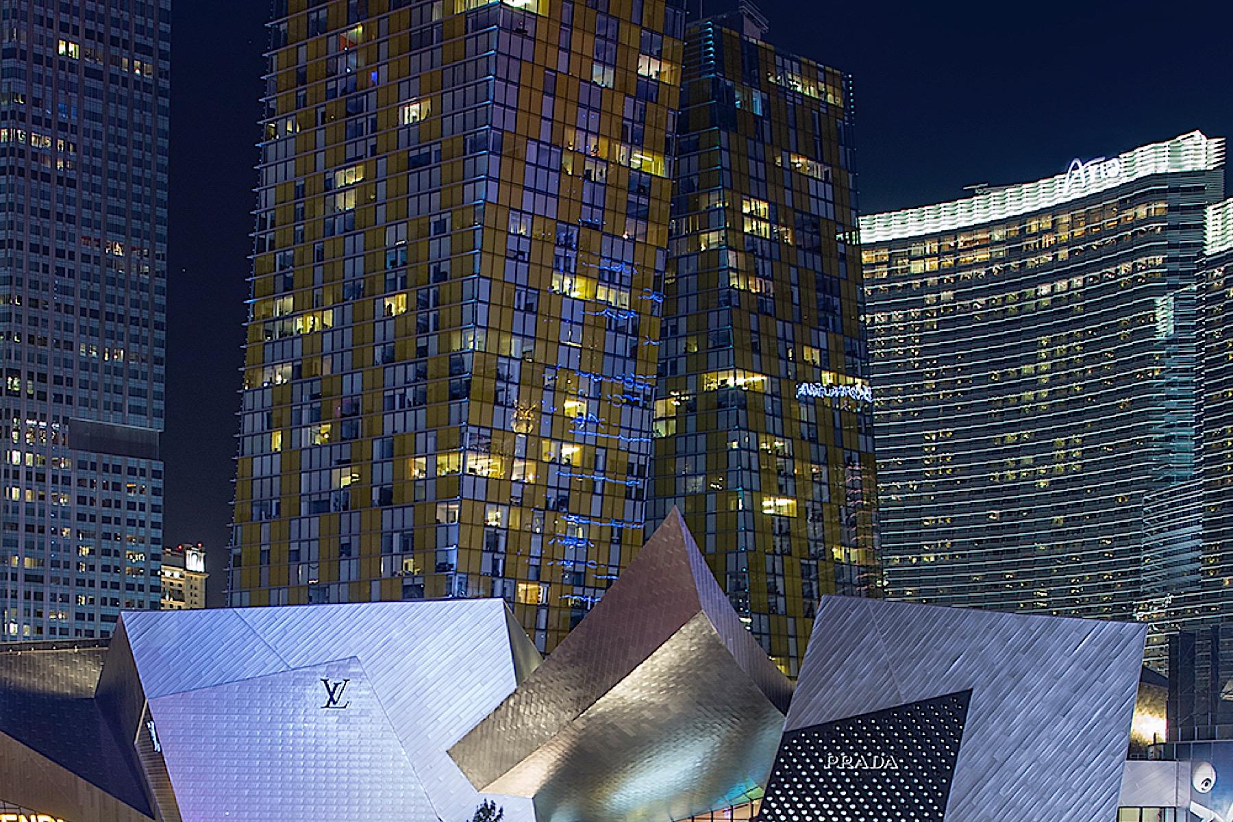 獨棟家庭住宅 為 出售 在 3726 South Las Vegas Blvd 1107, Las Vegas, NV 89158 Las Vegas, 內華達州, 89158 美國