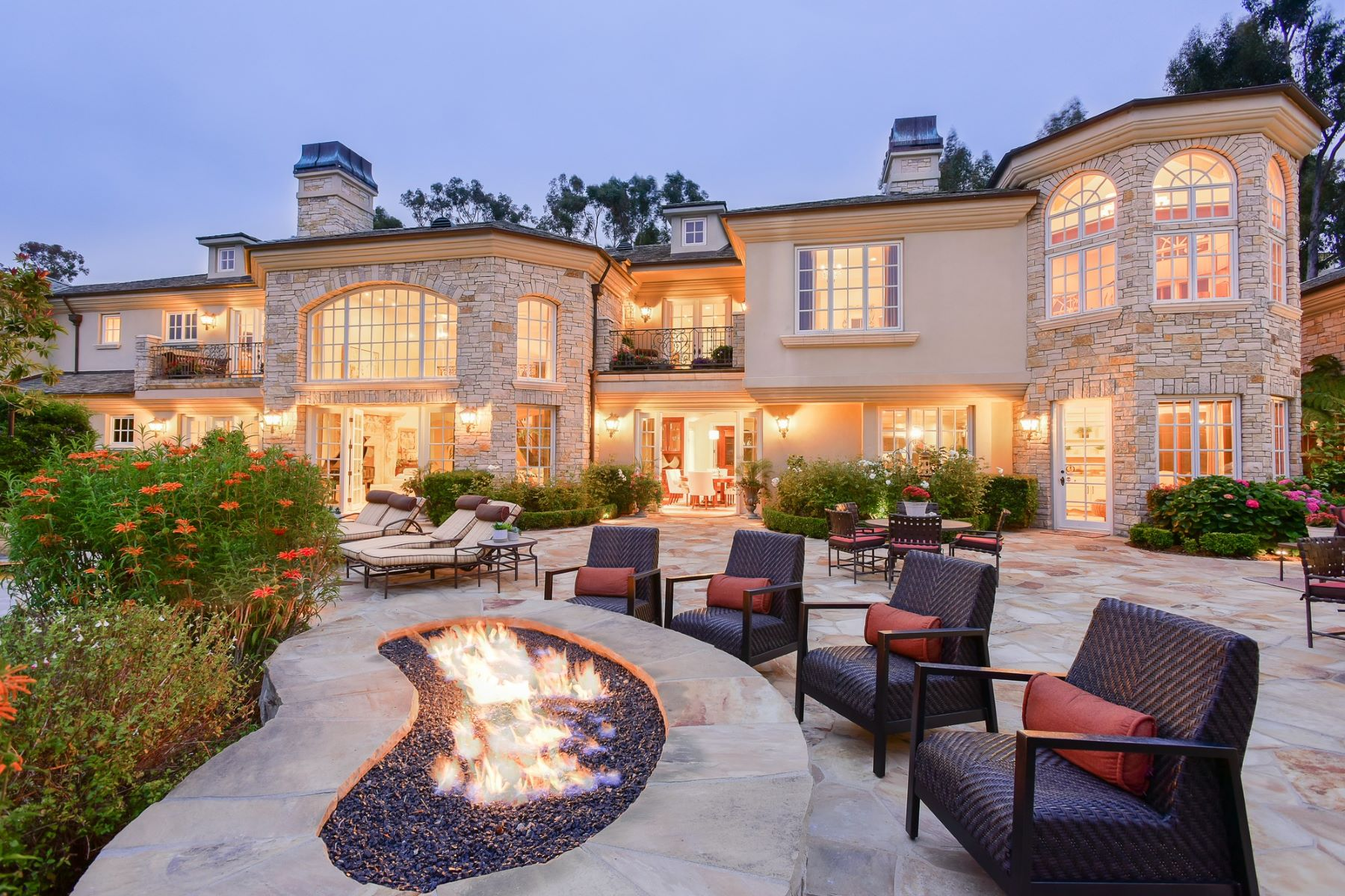 Single Family Homes for Sale at 6397 Clubhouse Drive Rancho Santa Fe, California 92067 United States