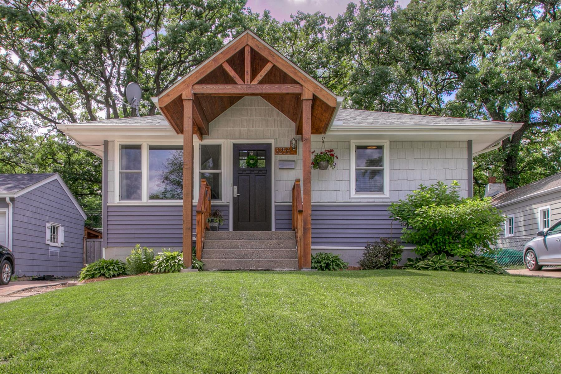 Single Family Homes للـ Sale في Darling St Louis Park Rambler Loaded with Quality Upgrades 3256 Webster Ave S, St. Louis Park, Minnesota 55416 United States