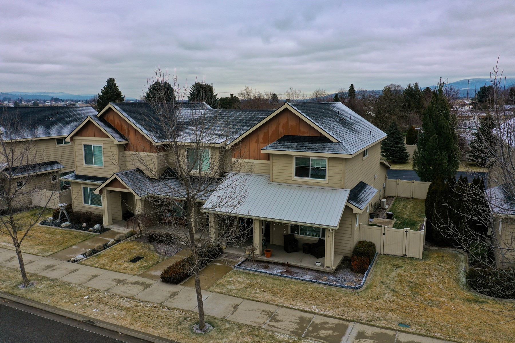 townhouses for Sale at Liberty Lake River District 1730 N Willamette Rd Liberty Lake, Washington 99016 United States