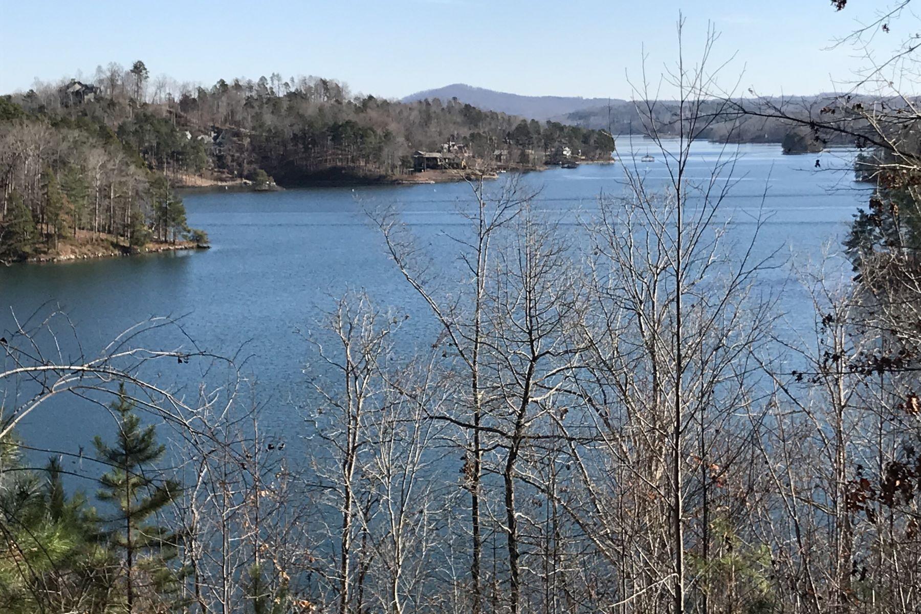 أراضي للـ Sale في Waterfront Estate Acerage EB54 + 55, The Cliffs At Keowee Falls, Salem, South Carolina, 29676 United States