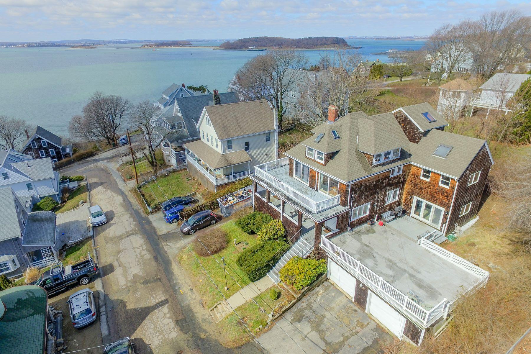 一戸建て のために 売買 アット 58 Vautrinot Ave Ave, Hull Hull, マサチューセッツ, 02045 アメリカ合衆国