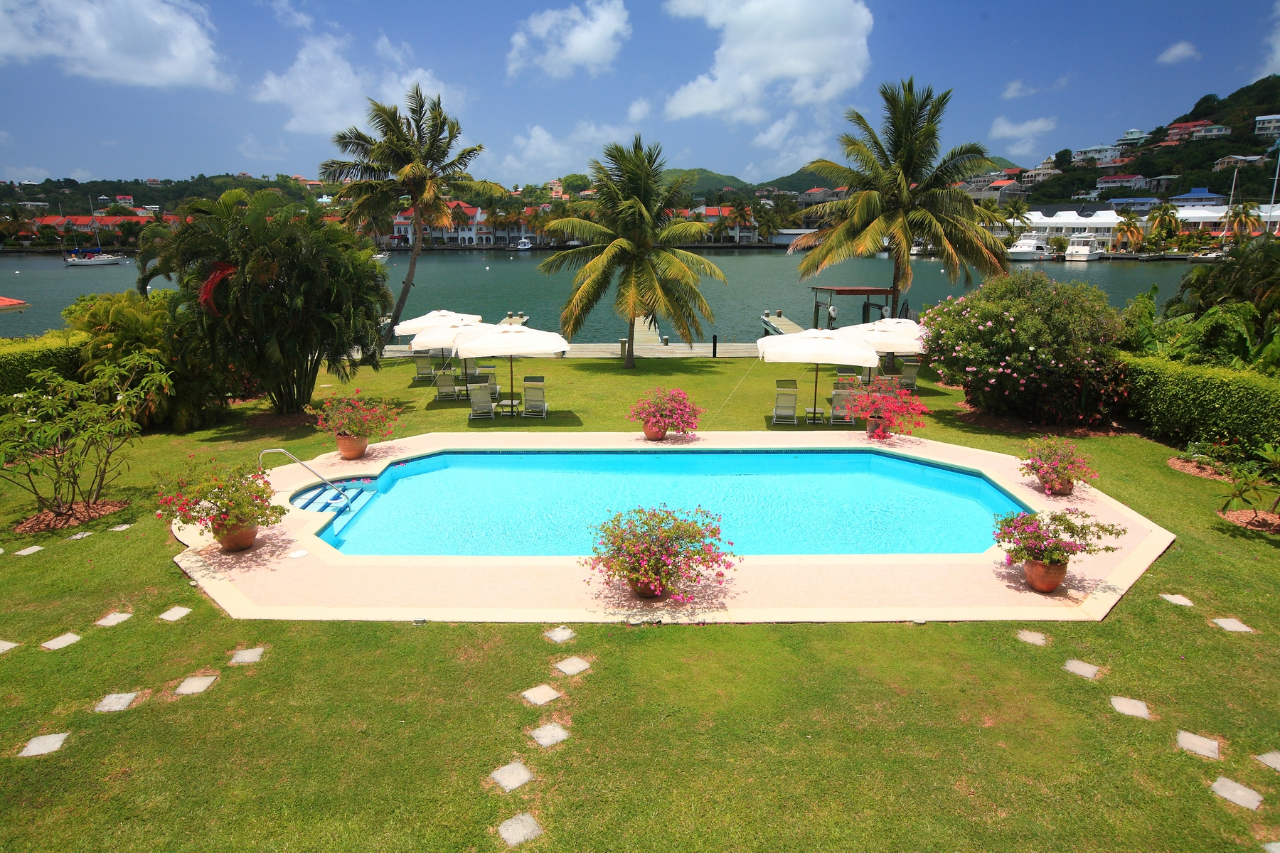 townhouses for Sale at Villa Frangipani Gros Islet, Gros-Islet St. Lucia