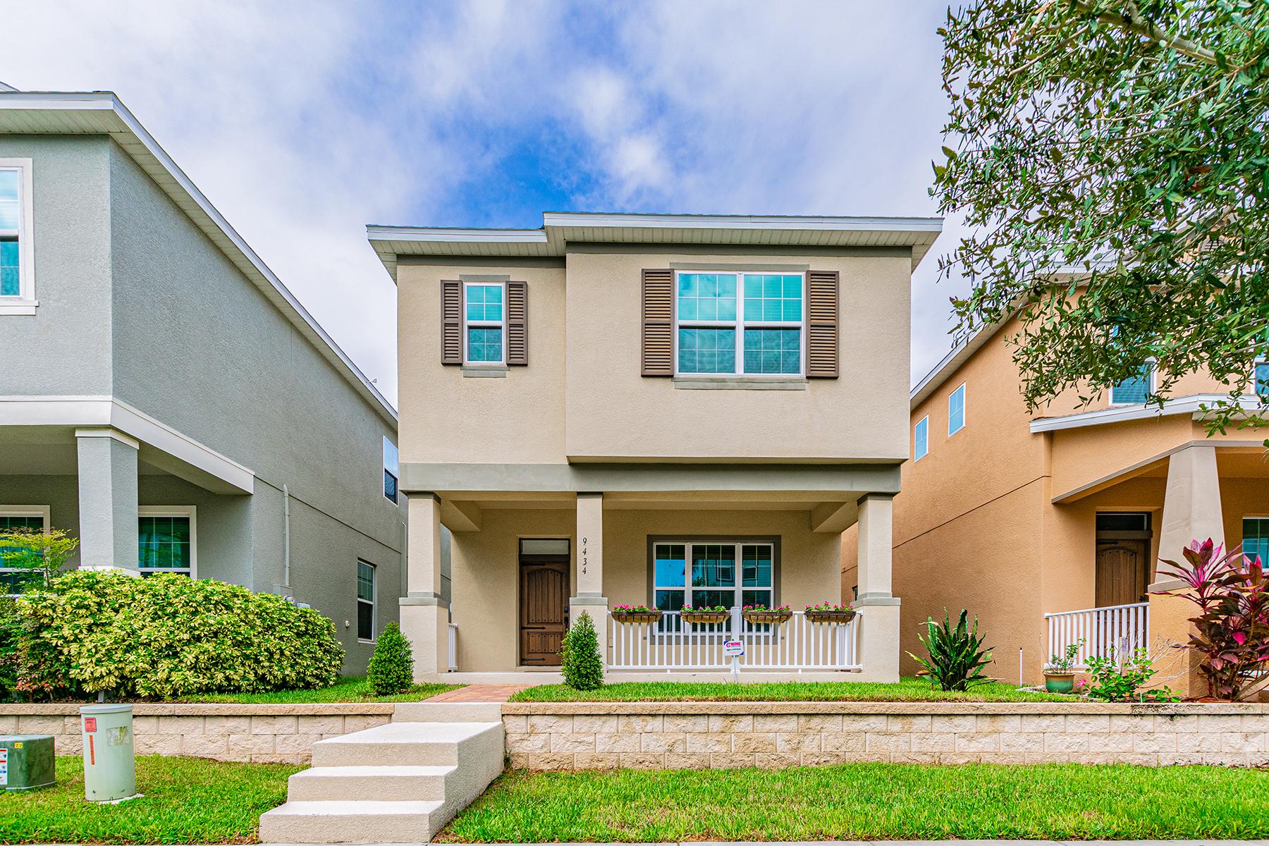 Single Family Homes için Satış at WINTER GARDEN 9434 Woodcrane Dr, Winter Garden, Florida 34787 Amerika Birleşik Devletleri