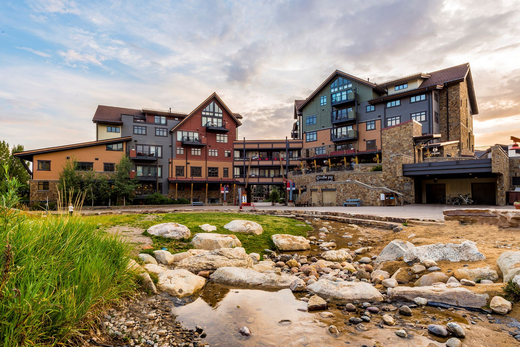 Condominium for Sale at One Steamboat Place Steamboat Springs, CO 2250 Apres Ski Way #R516 Steamboat Springs, Colorado 80487 United States