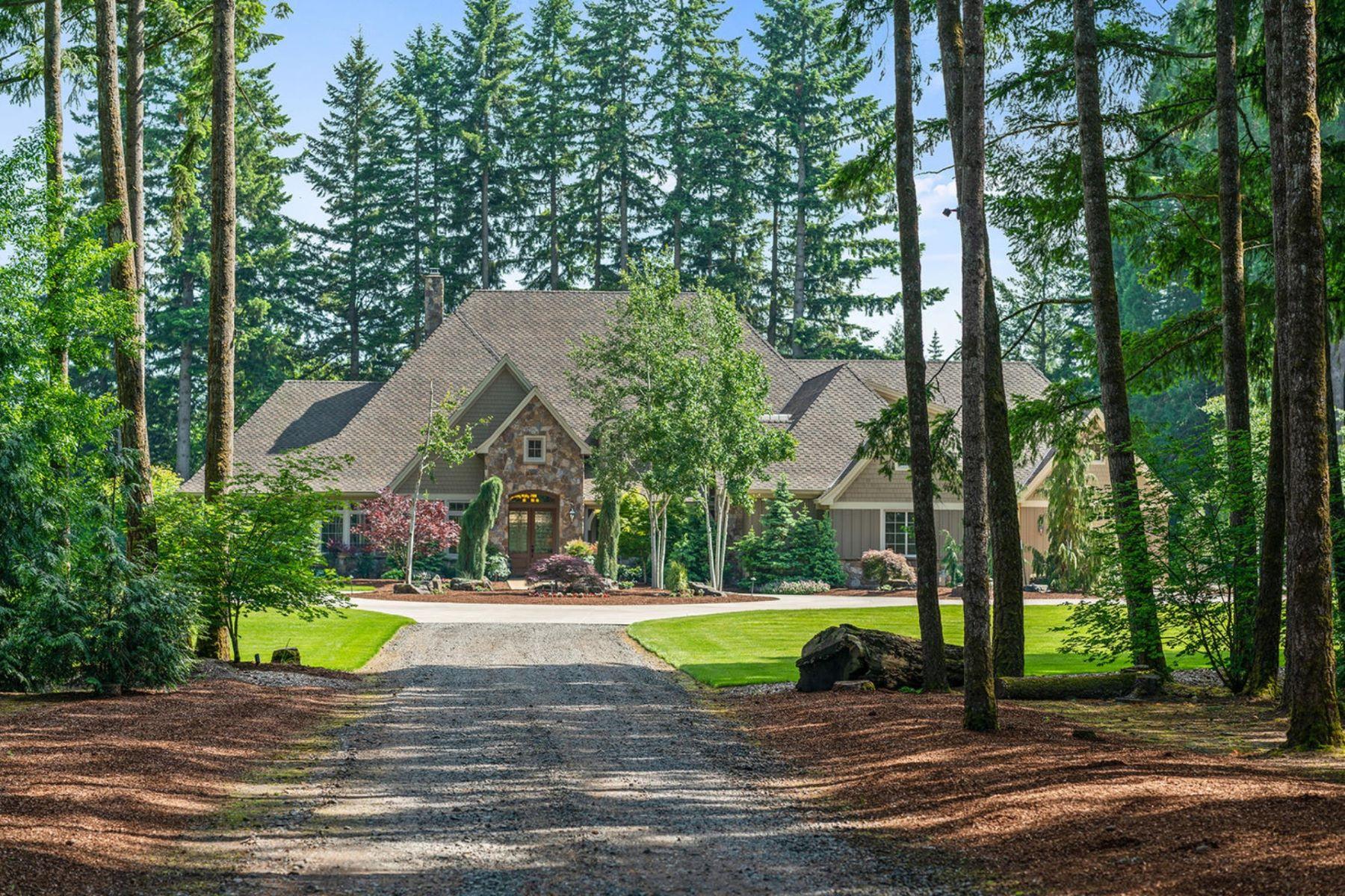Single Family Homes pour l Vente à Boring, Oregon 97009 États-Unis